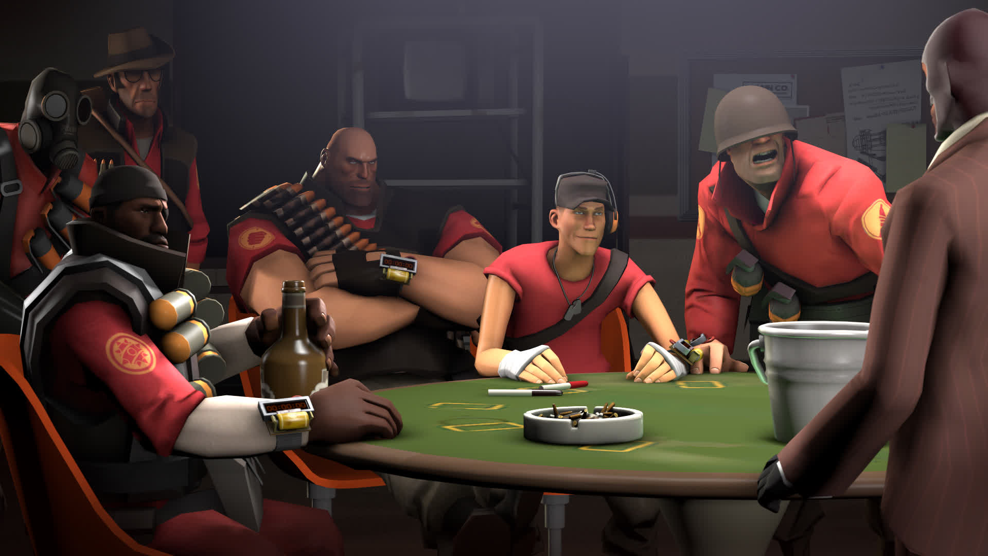 Team Fortress 2 just peaked at 150,000 players on Steam, a new record