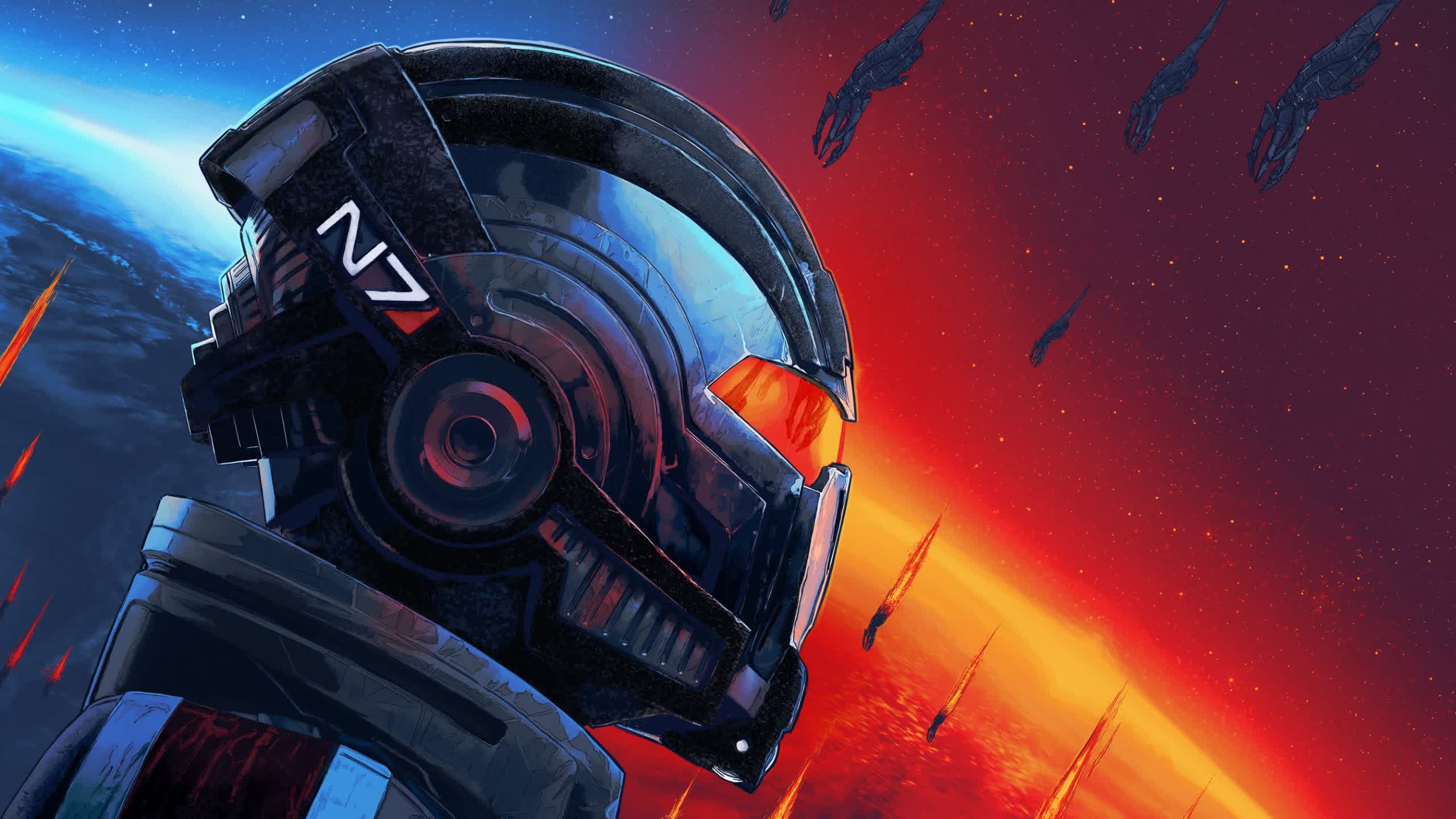 Mass Effect was too big for the 'big screen,' but director says it's just right for TV