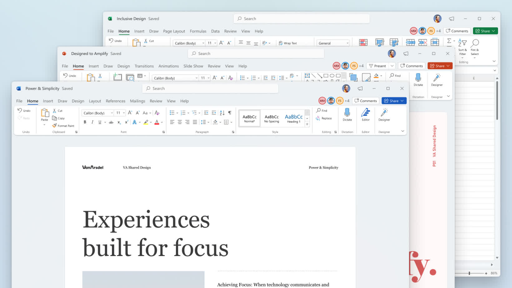 Microsoft is redesigning the Office desktop apps for Windows 11