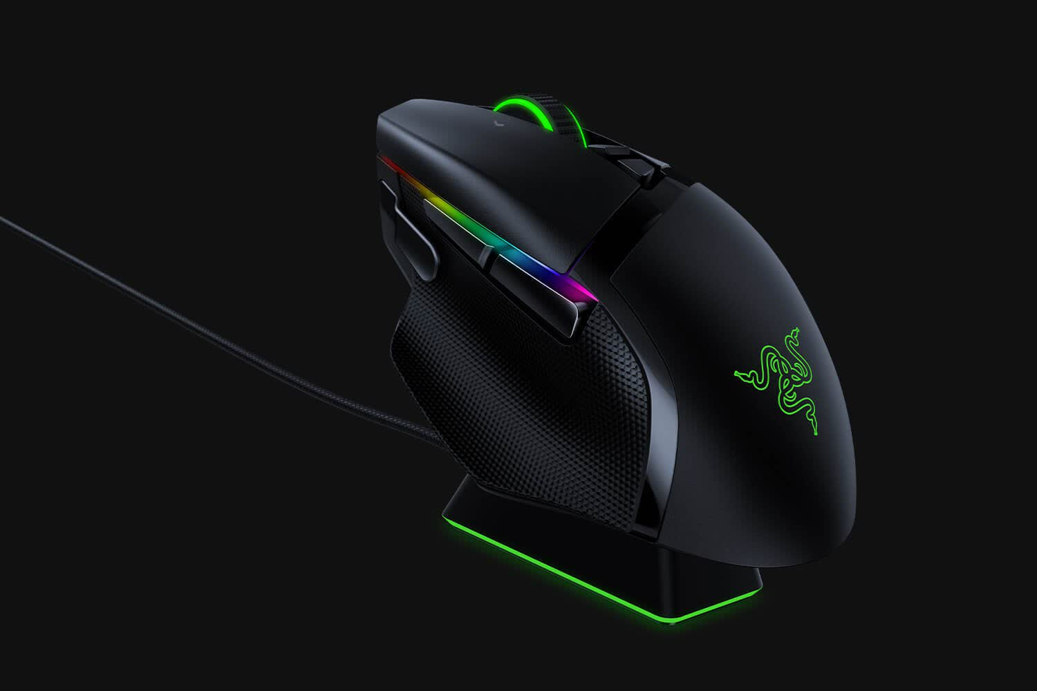 Get Razer's Basilisk Ultimate gaming mouse and a $50 Steam gift card for just $129.99