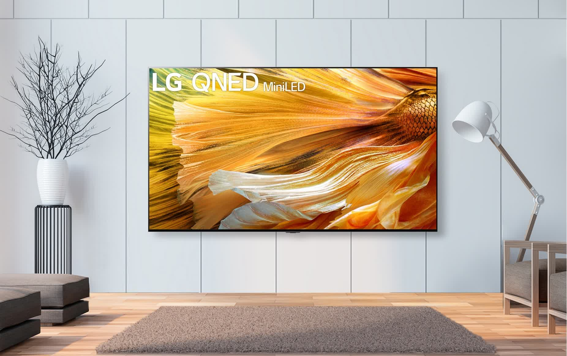 LG's first Mini LED TVs arrive this month