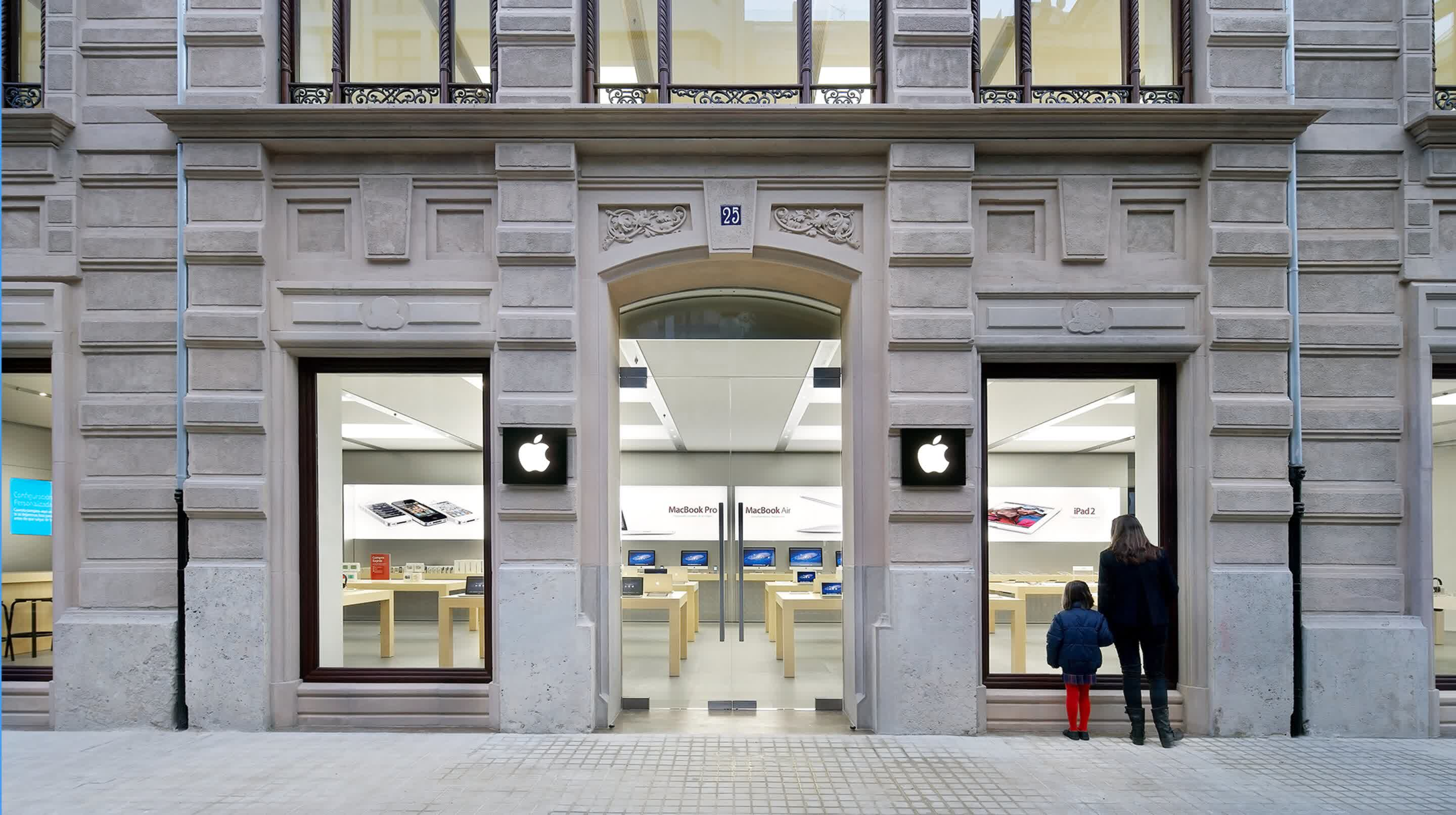 Spain investigating Apple and Amazon over anti-competitive practices
