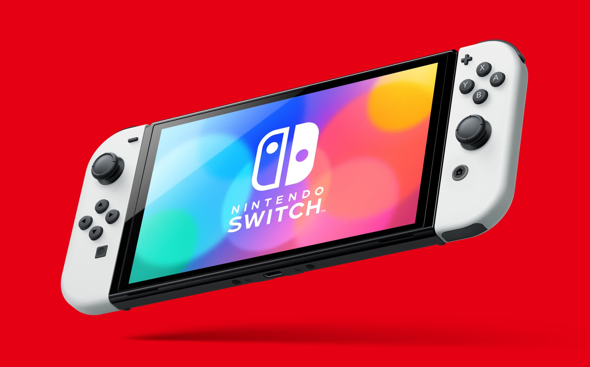Nintendo Announces Updated Switch With Larger OLED Screen, 64GB Storage, Enhanced Audio, And More
