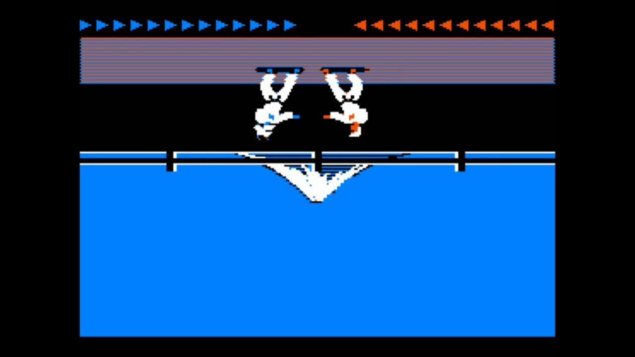 The story of Karateka's decades-old Easter egg