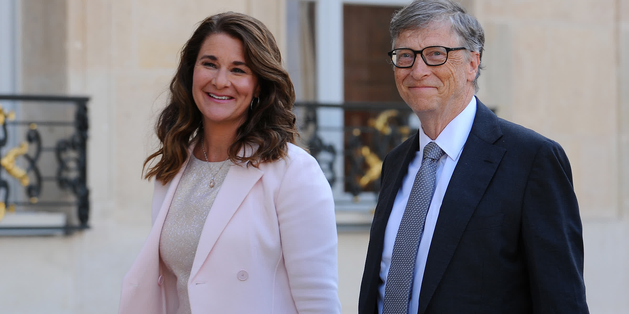 Melinda French Gates will resign in two years if she and Bill Gates can't work together at foundation