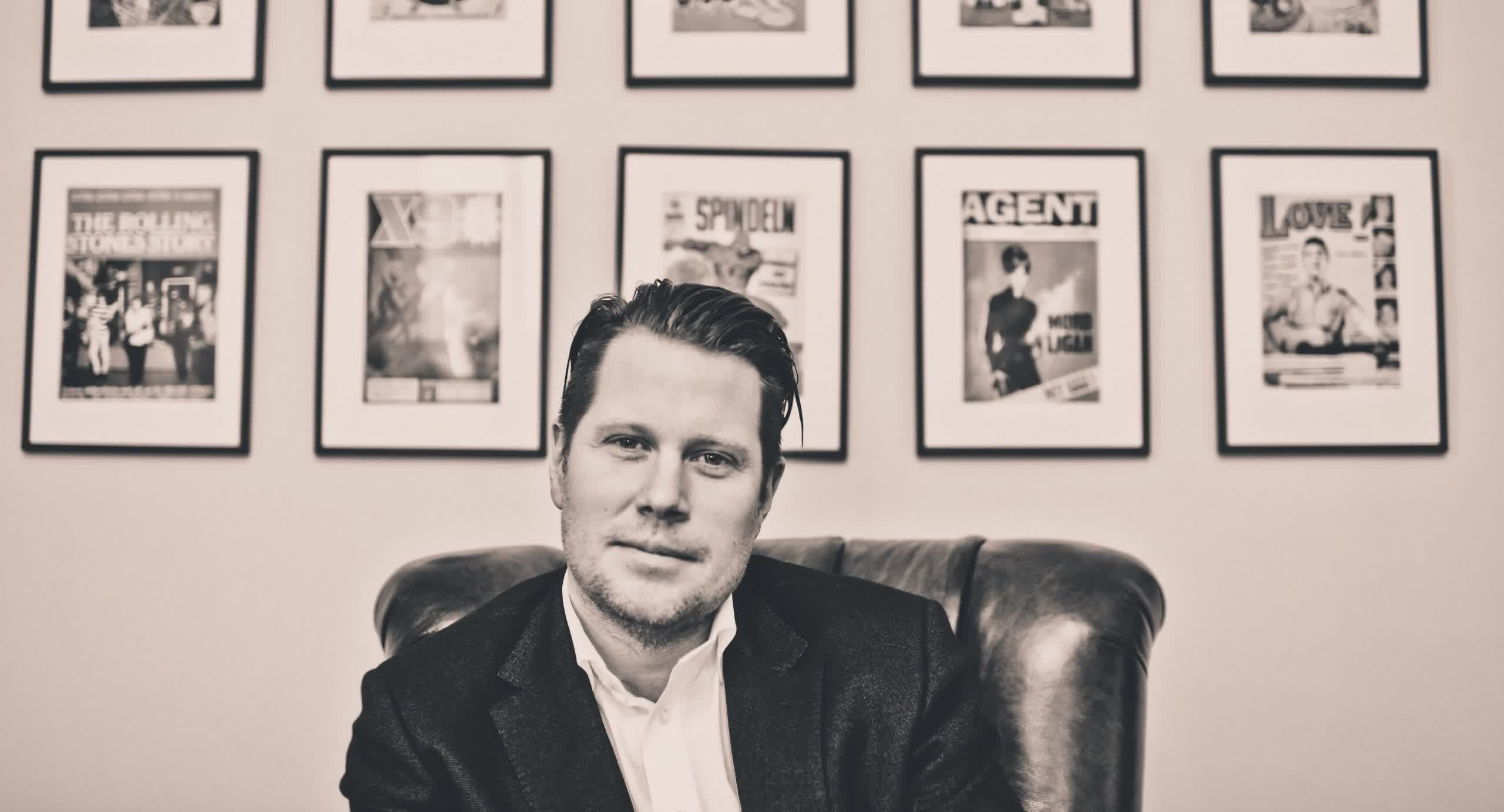 Swedish video game CEO watches his wealth nearly double to $2.4B in just a year