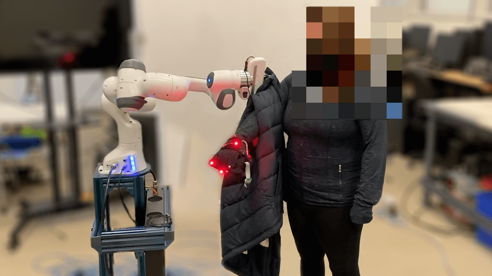 MIT's latest robot can help those with limited mobility get dressed