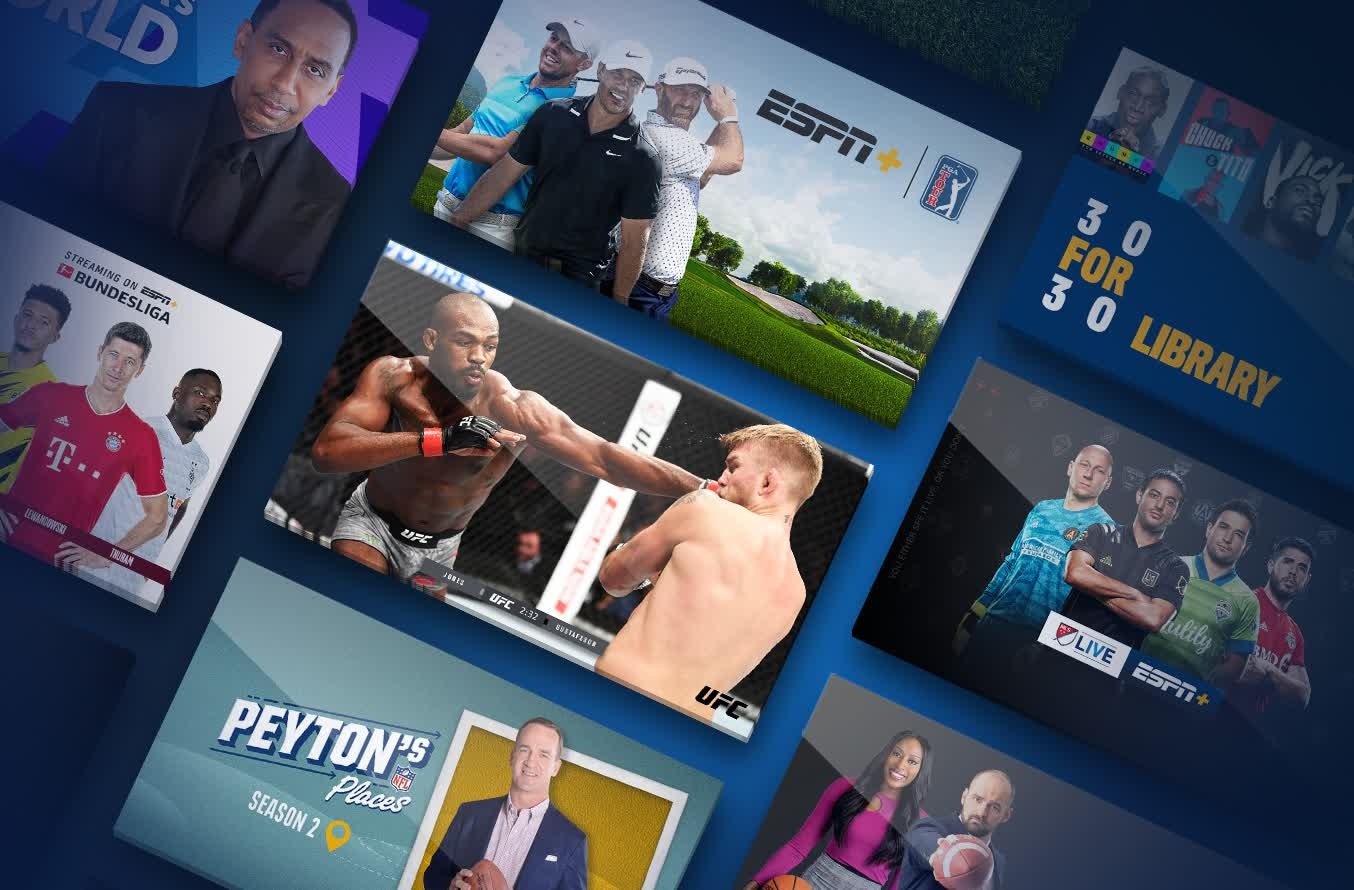 ESPN+ gets another price bump on August 13