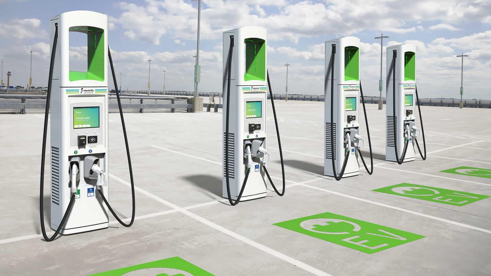 Electrify America's Boost Plan will 'more than double' its EV charging network's footprint by 2026