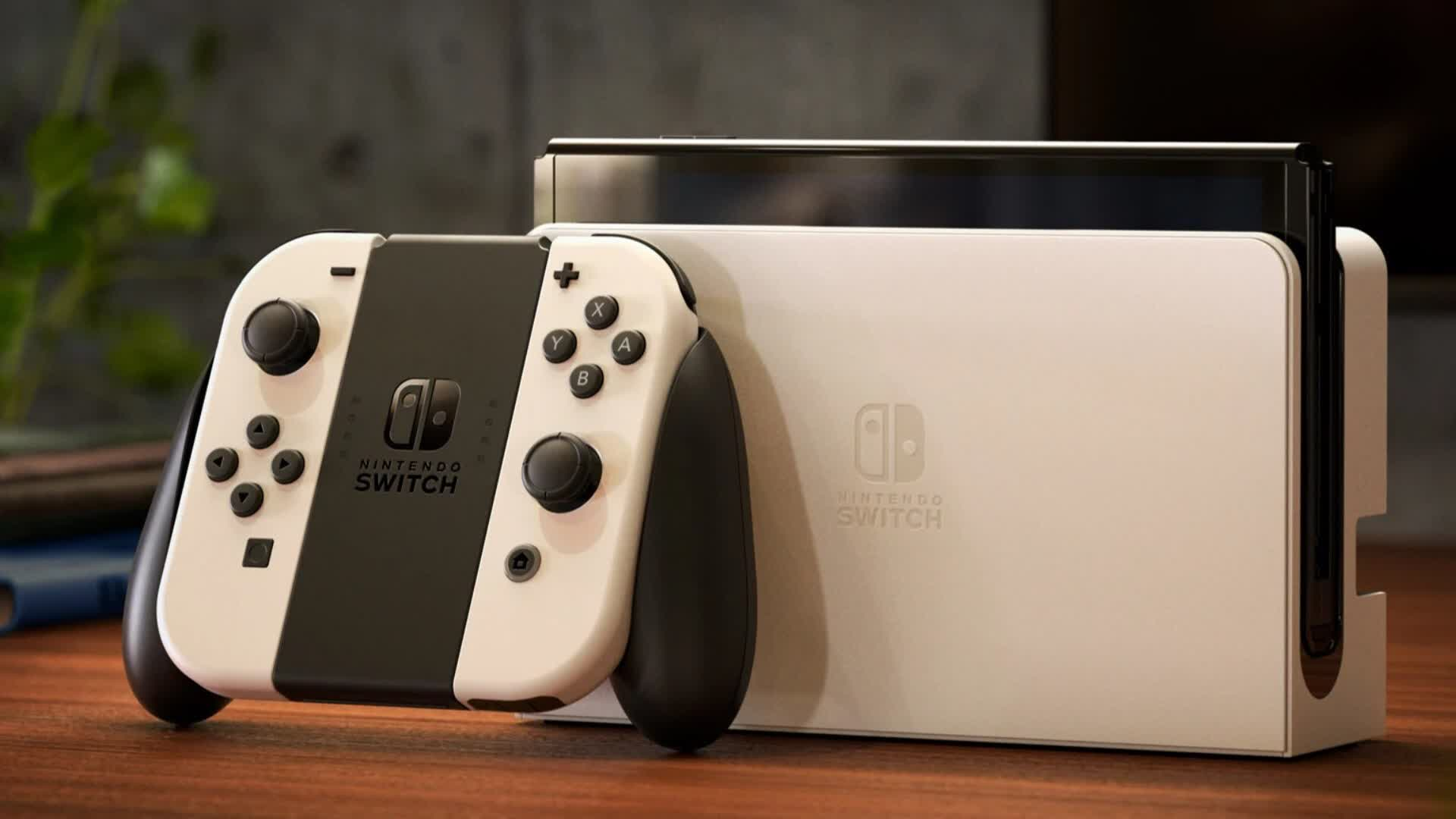 The new Nintendo Switch OLED is $50 more expensive, but only costs $10 extra to make