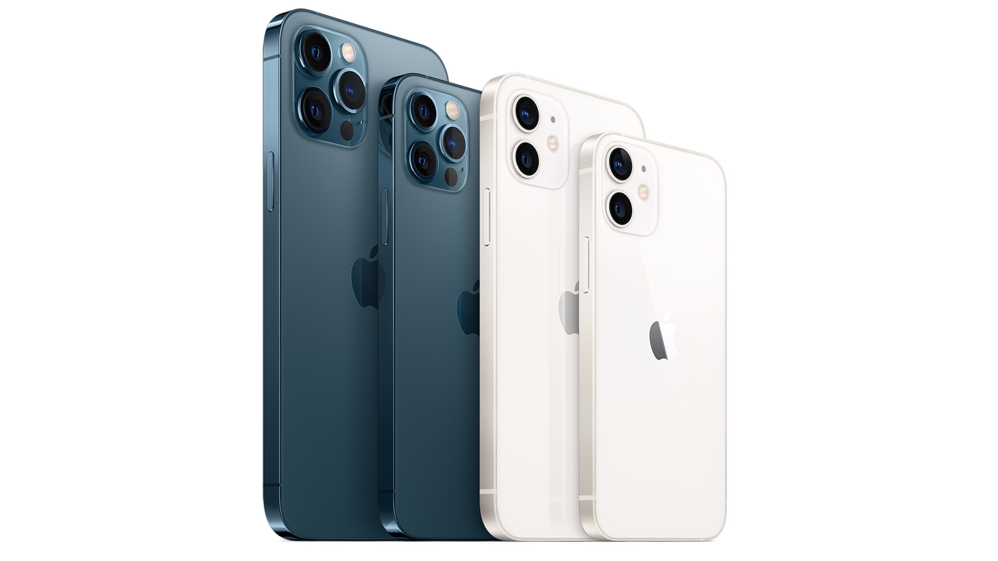 iPhone 12 is retaining its resale value better than the iPhone 11 did
