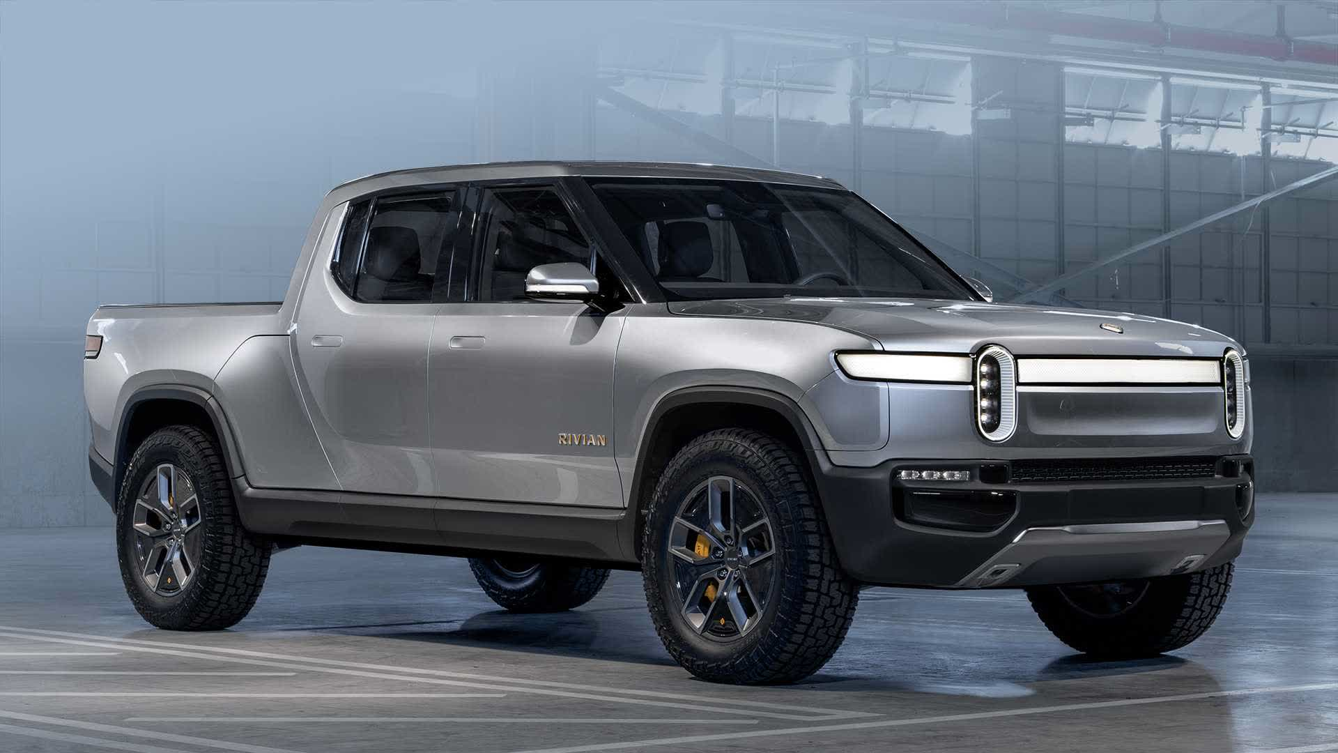 Rivian delays the launch of its R1T pickup truck, now ships in September