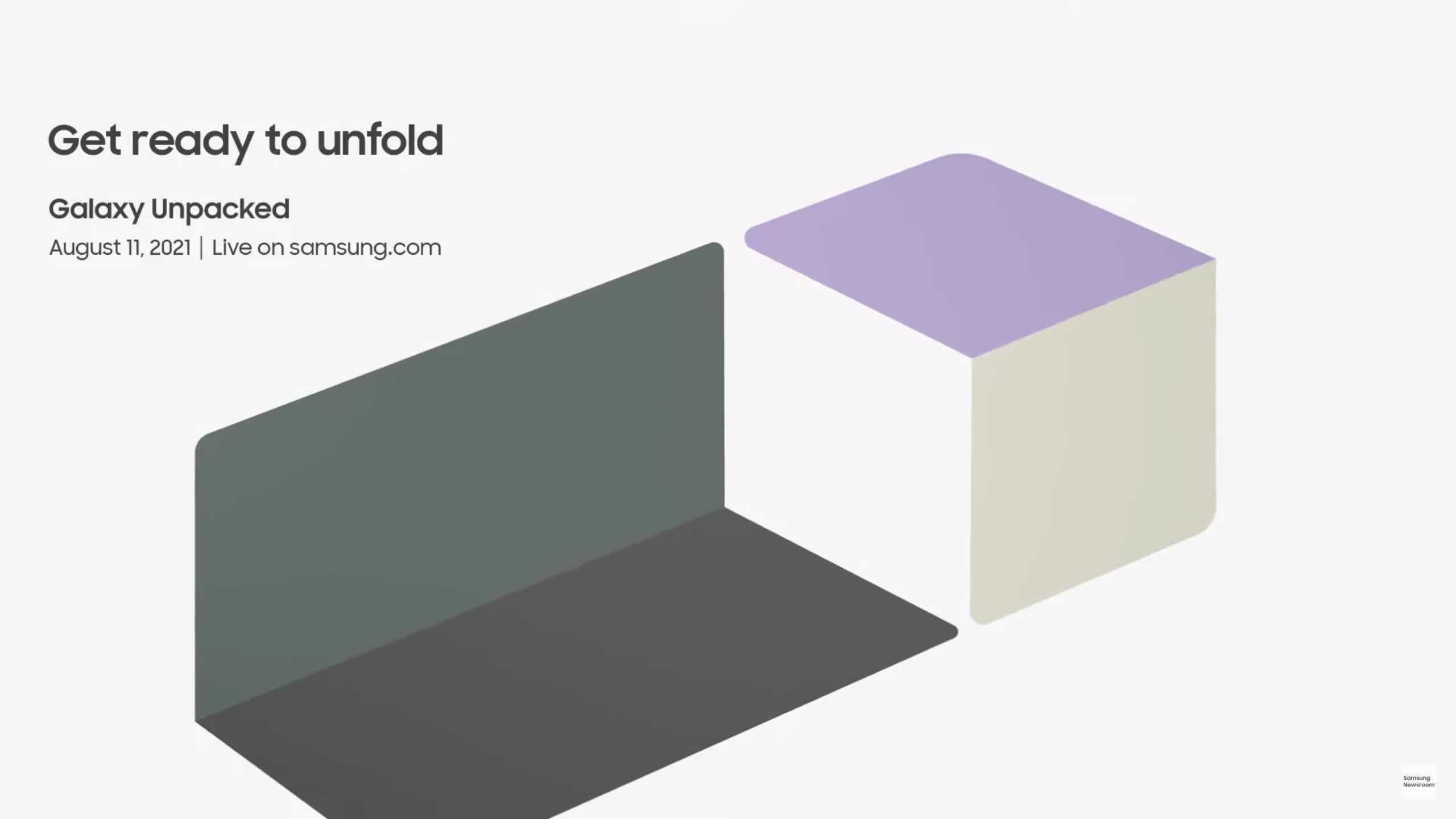 Samsung confirms Unpacked event for August 11, but there's no sign of the Galaxy Note 21
