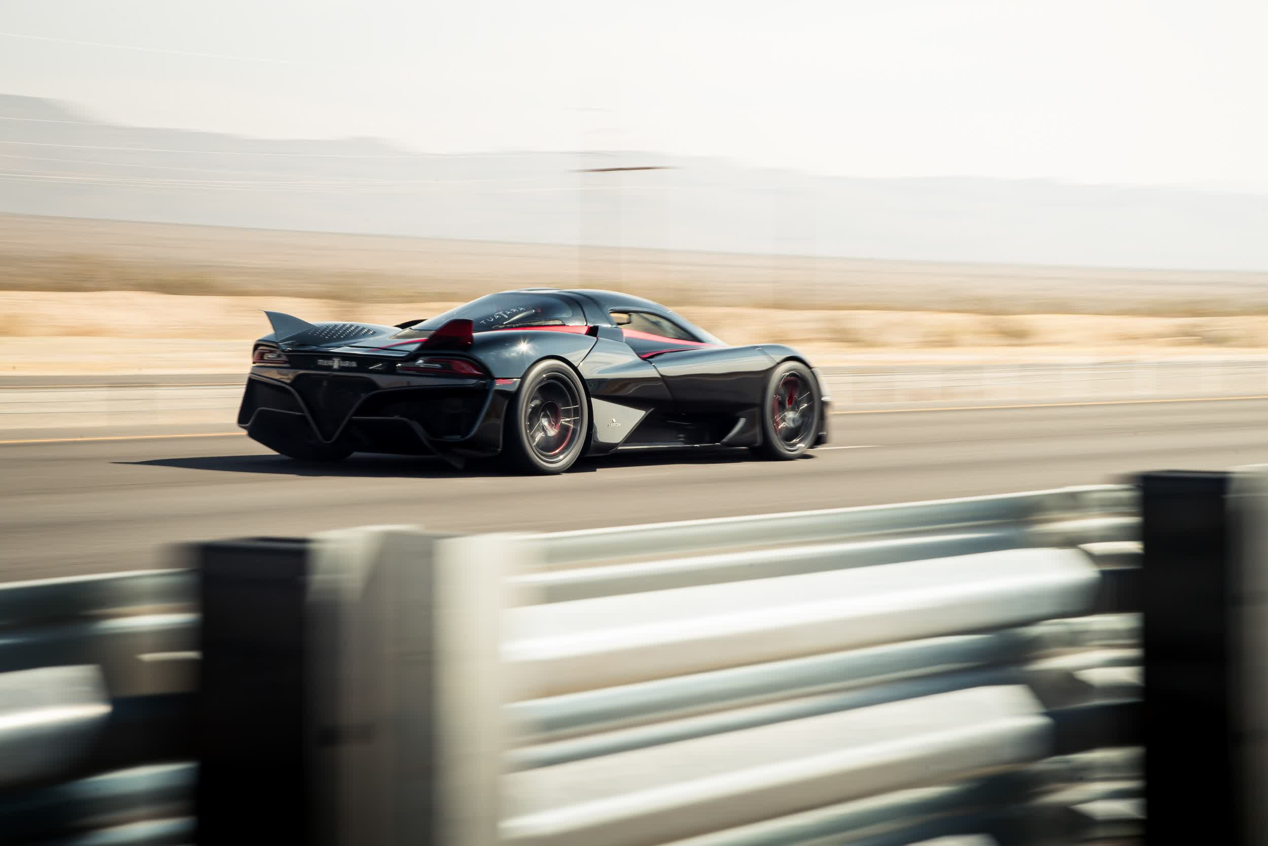 SSC clears the air, confirms its Tuatara did not break 300 MPH barrier during controversial runs