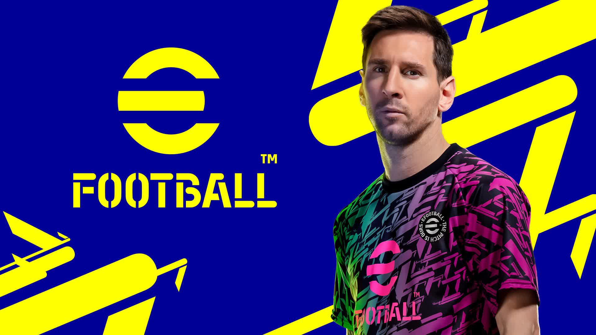 Konami's PES is now 'eFootball,' a mobile-quality game for all platforms