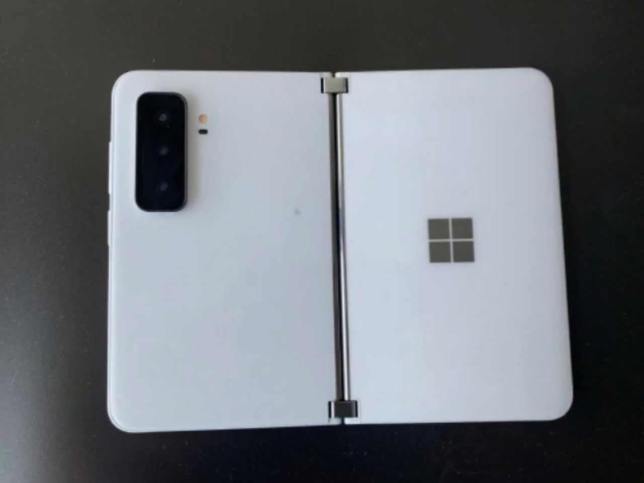 Microsoft's Surface Duo 2 spied with massive camera upgrade