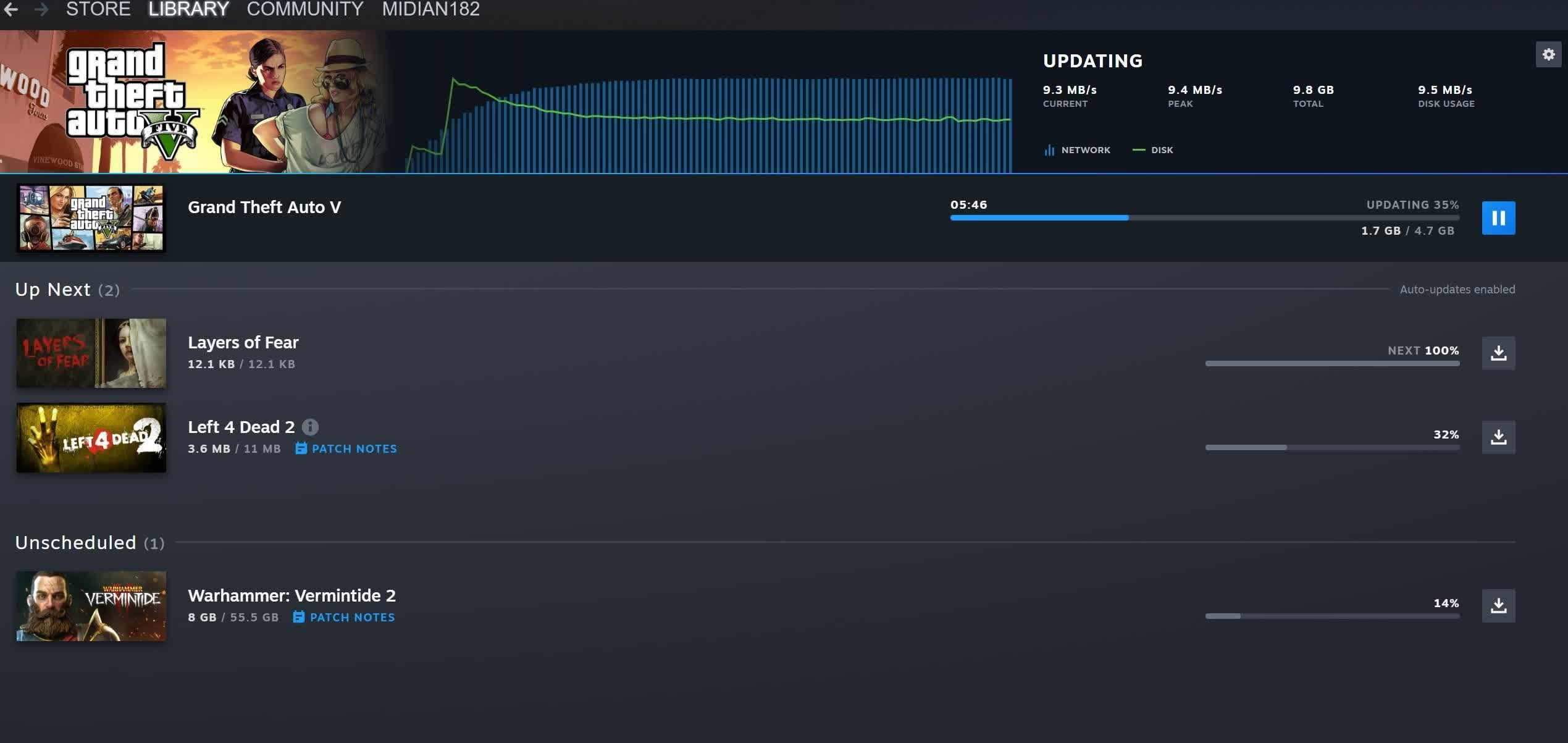 Steam could soon let you play games while they're downloading