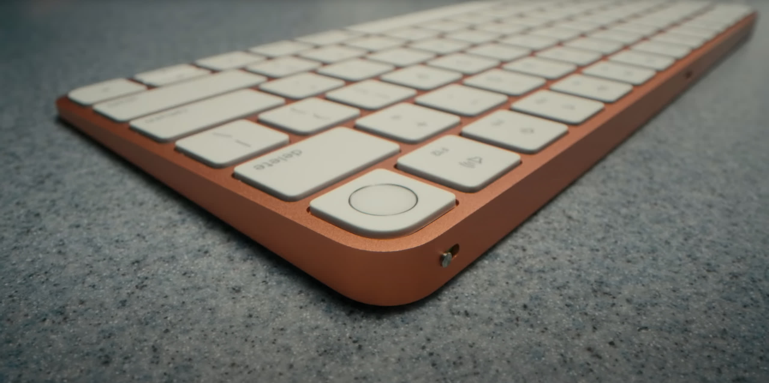 Apple's new Magic Keyboard with Touch ID is now available for all (who own an M1 Mac)