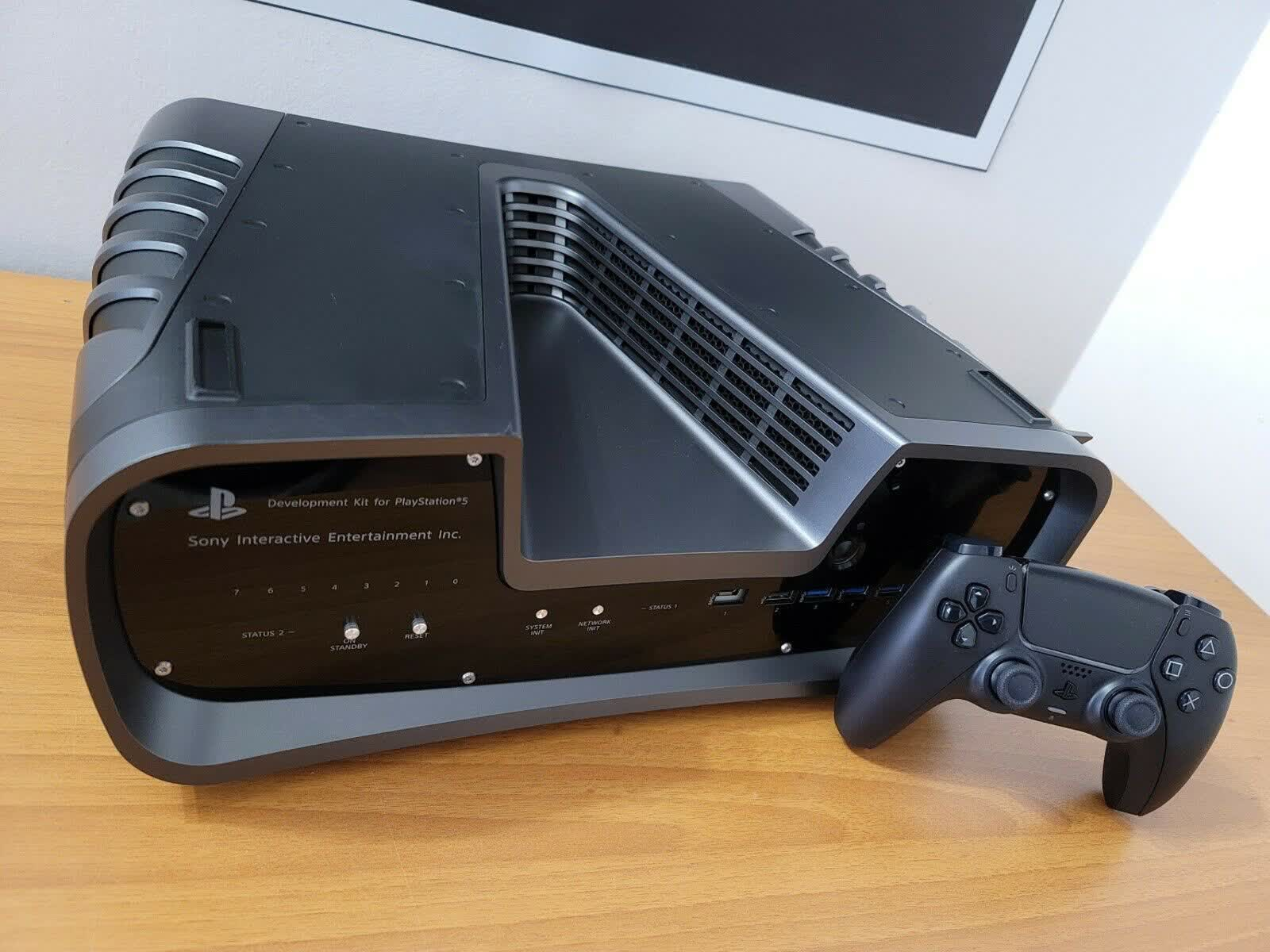 Two PS5 dev kits appeared on eBay for a few hours