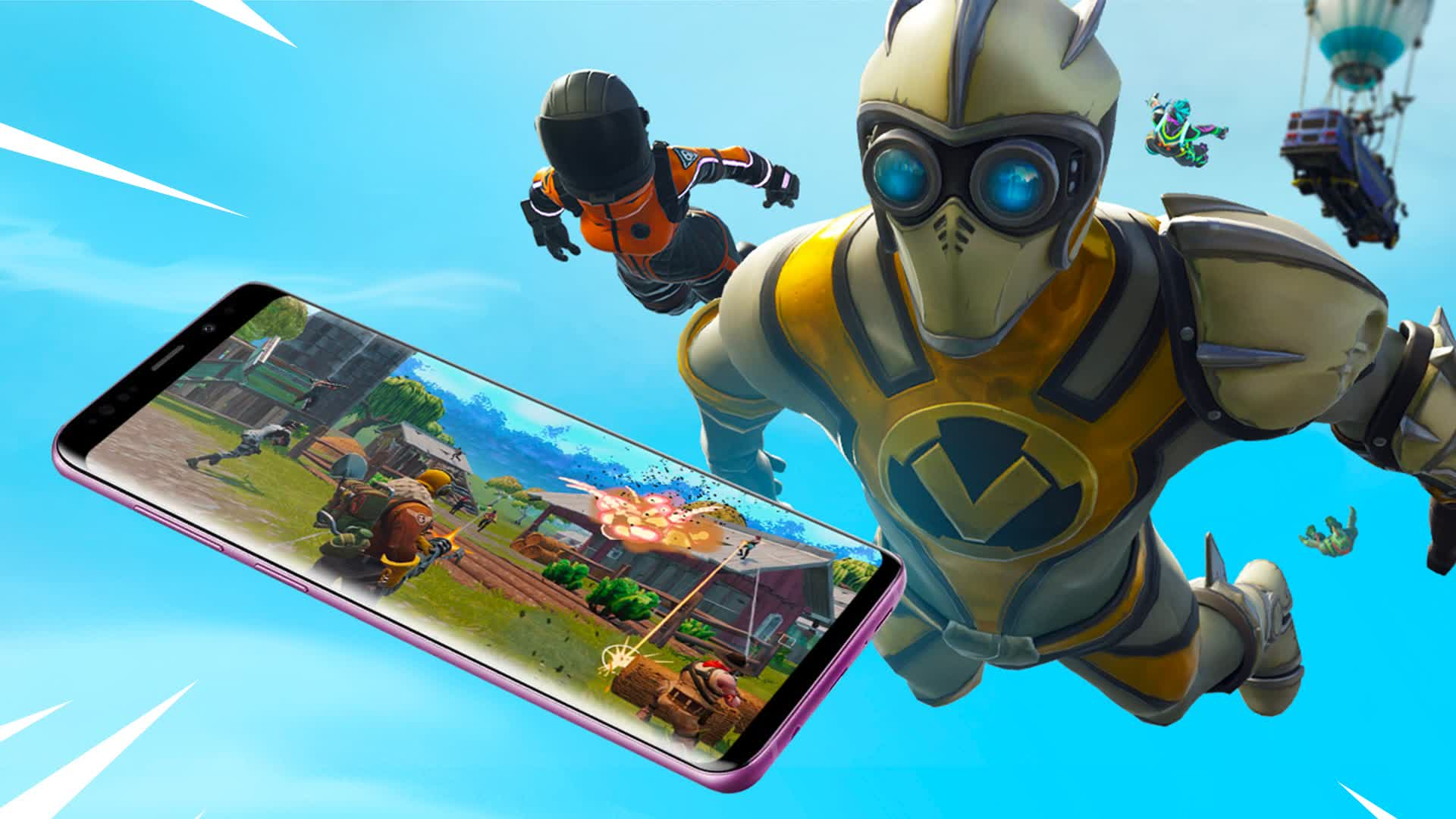 Google considered silencing Epic's antitrust complaints... by buying them
