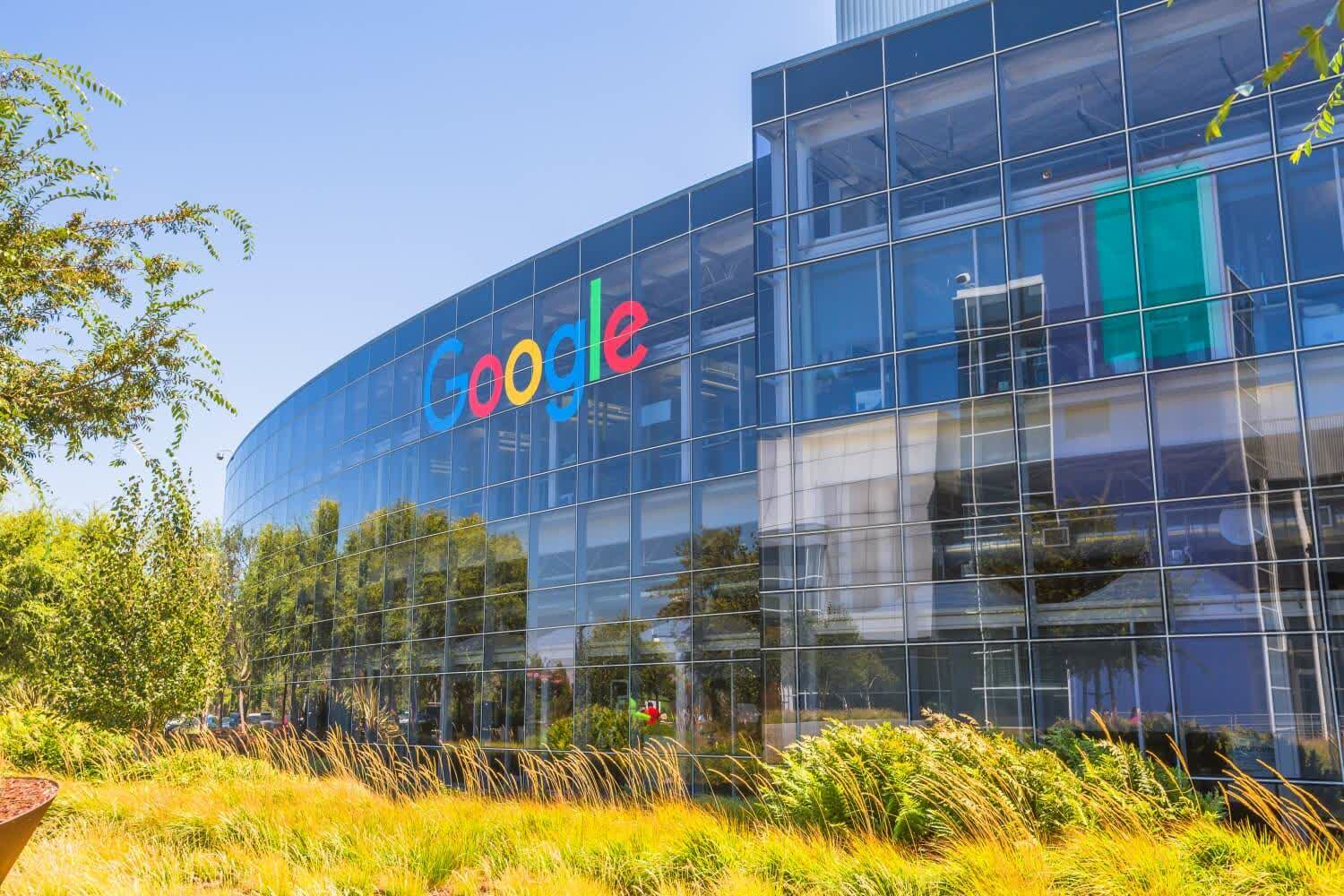 Google employees who choose to work from home could see pay cuts based on where they live