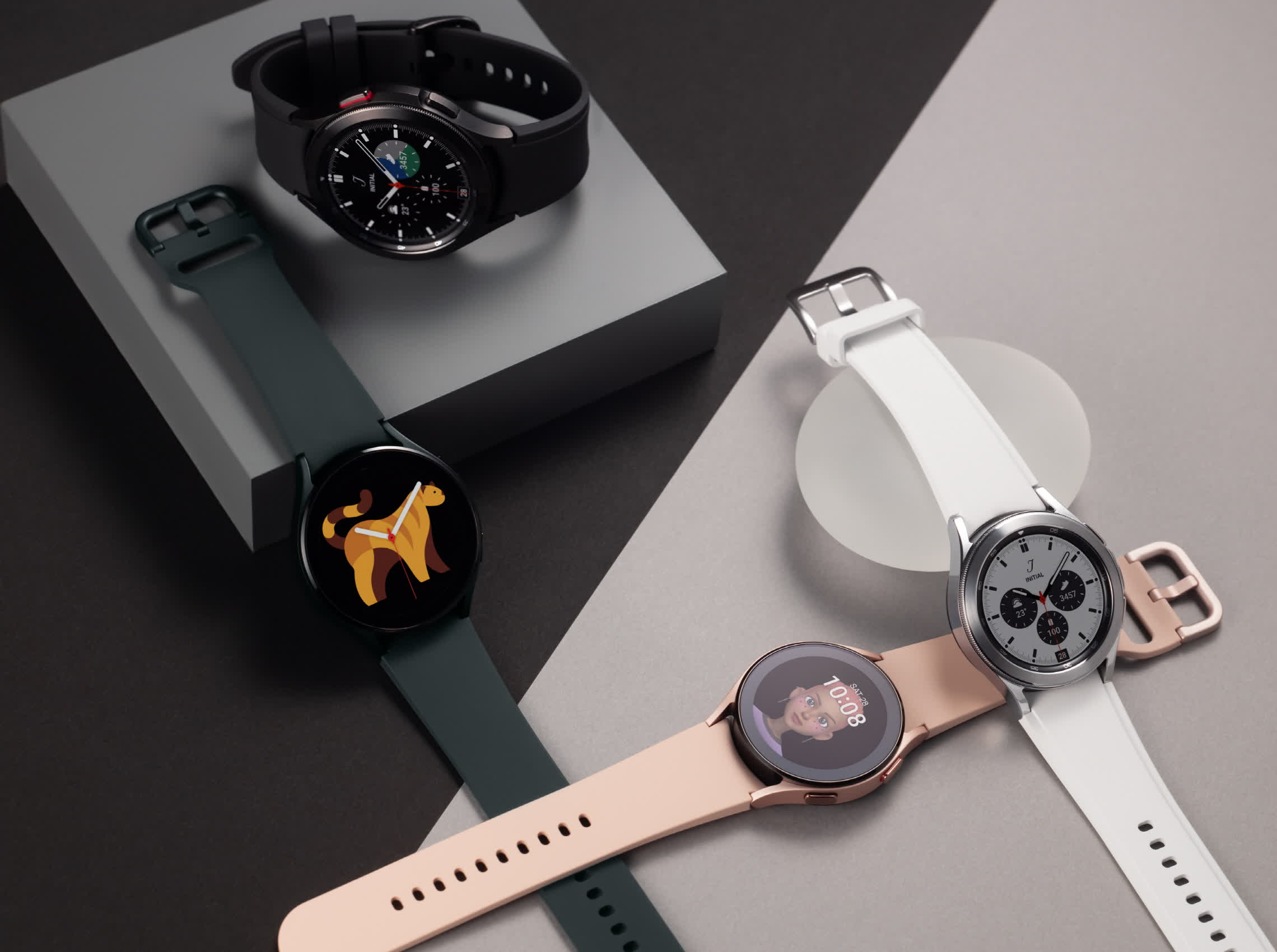 The Galaxy Watch4 is the first Samsung wearable with Google software