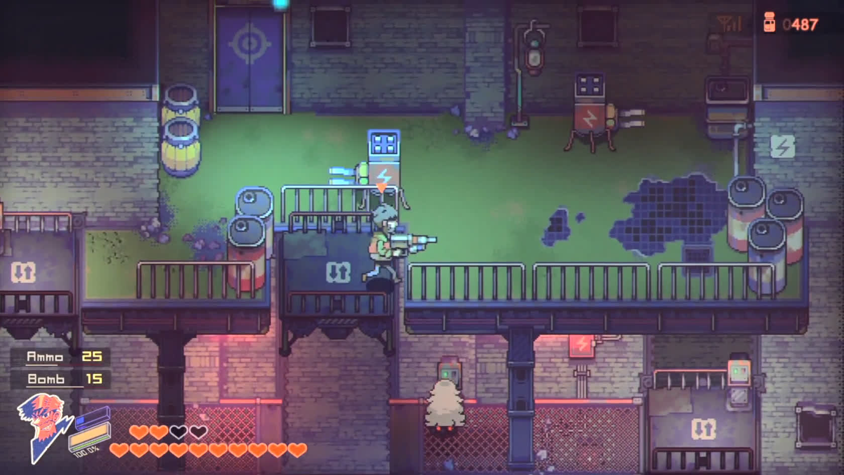 Long-awaited pixel art RPG Eastward set for September 16 release on PC, Mac and Switch