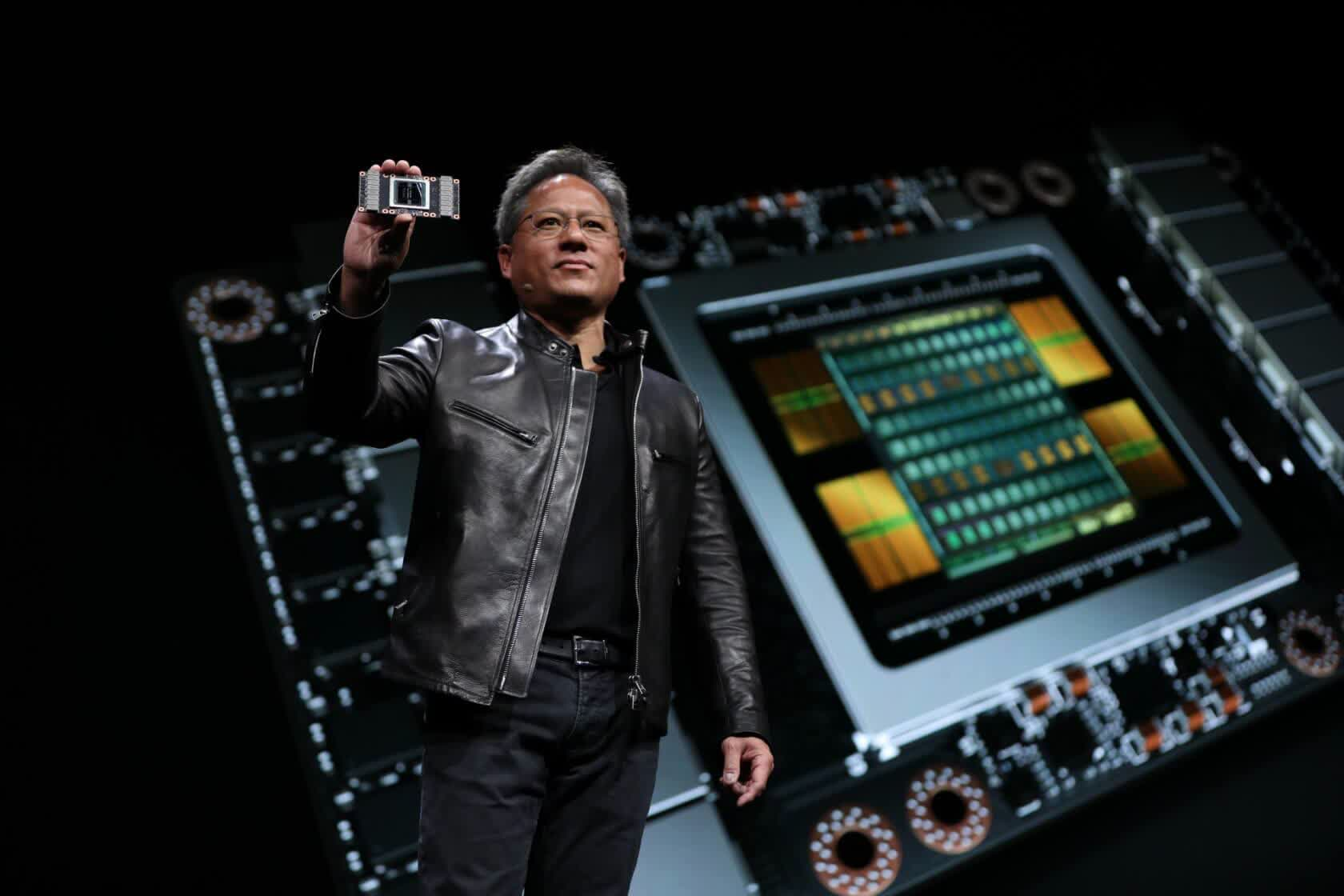 Nvidia CEO Jensen Huang to receive semiconductor industry's top honor