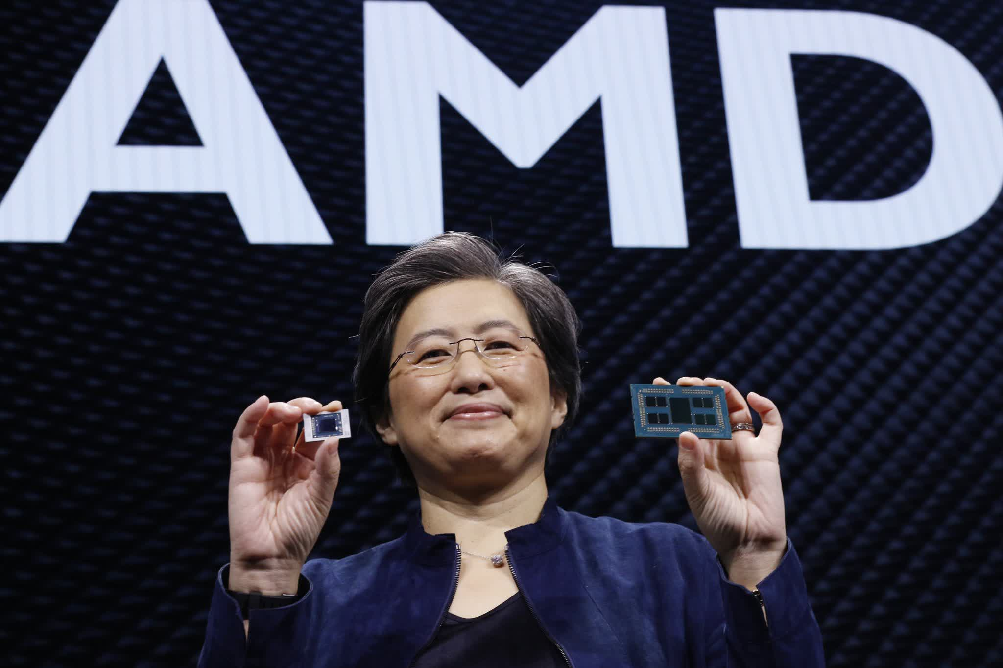 AMD captures 22.5 percent of the x86 CPU market, the highest share since 2007