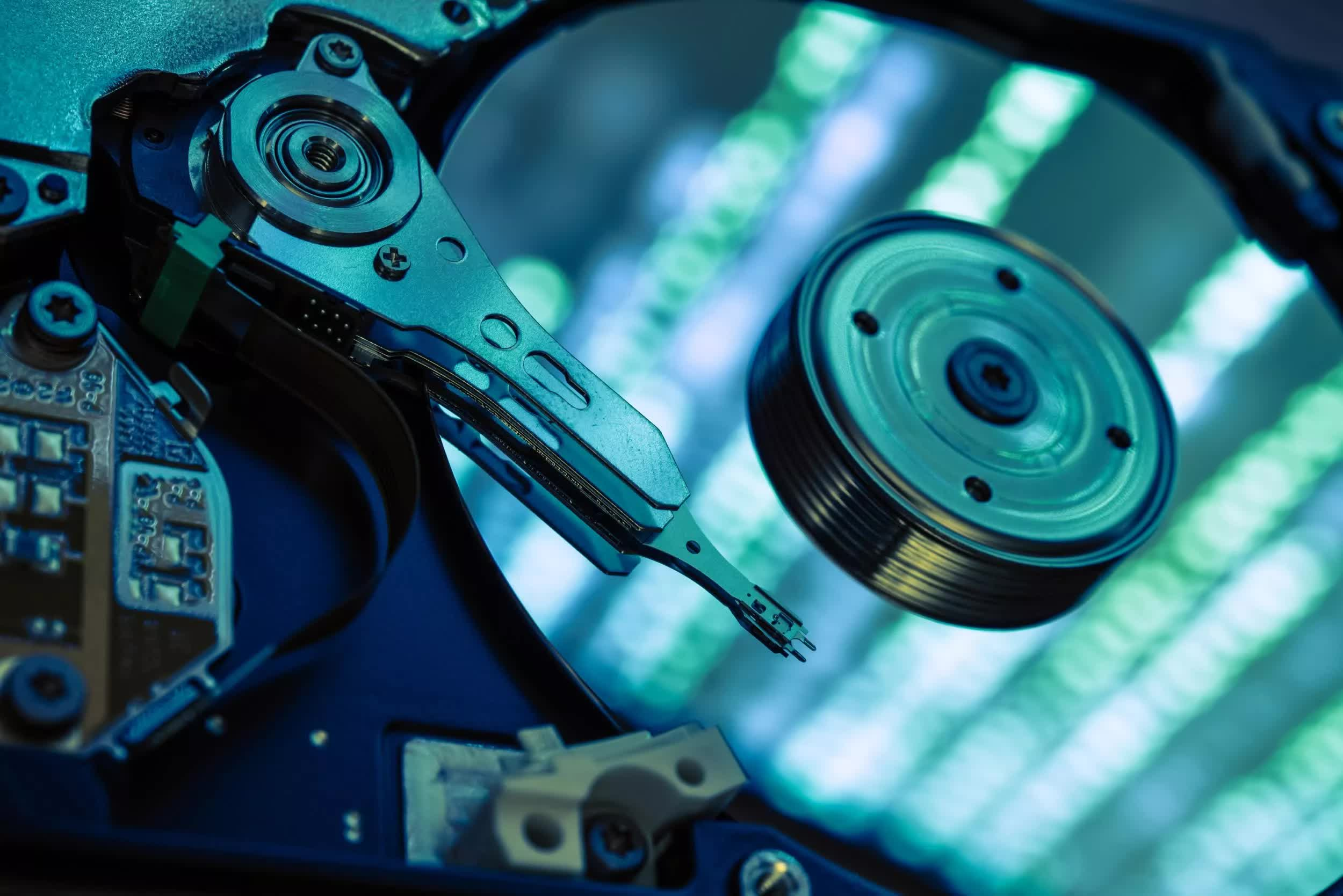 HDD makers shipped a record amount of storage in Q2 2021