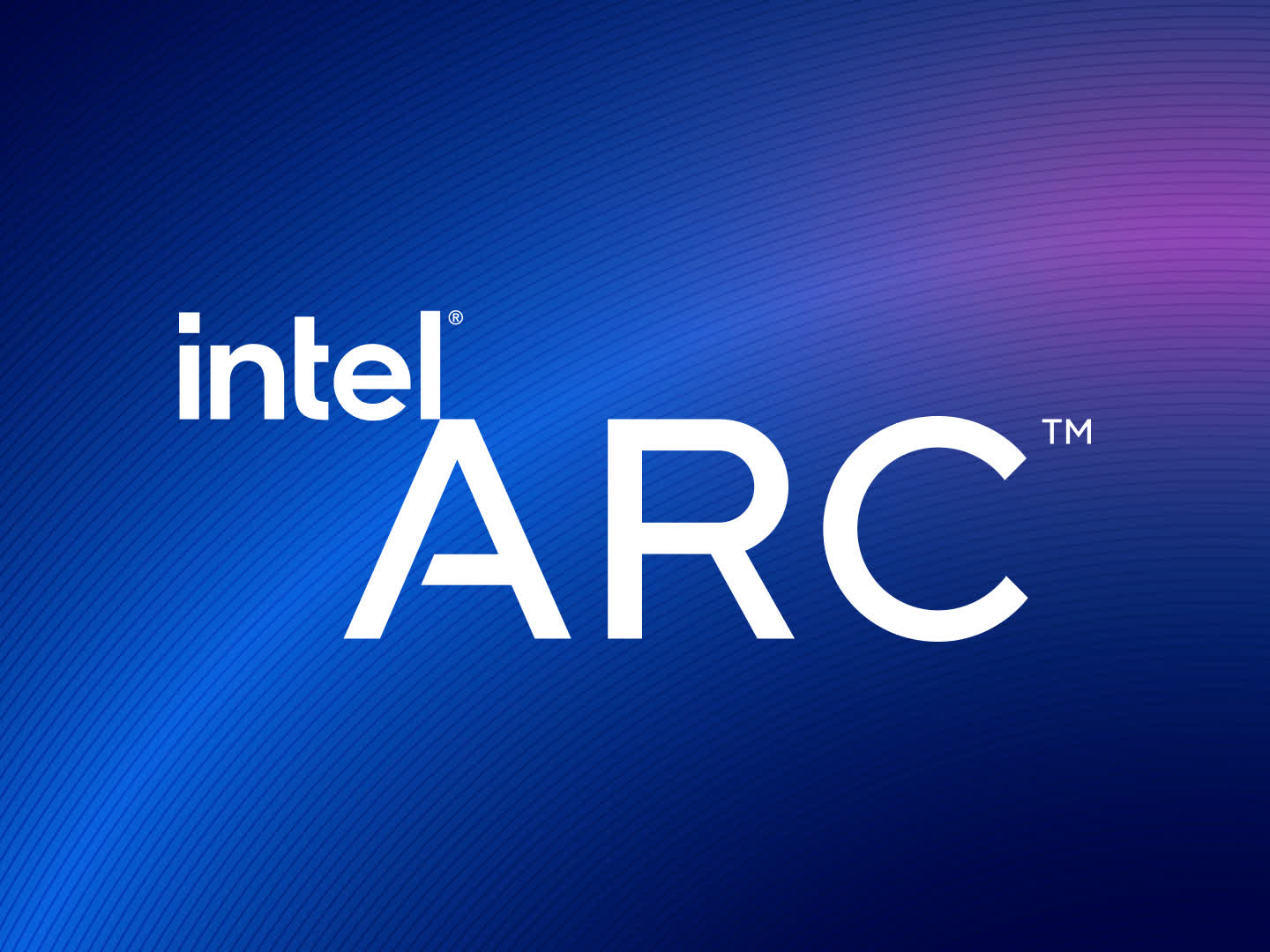 Arc is Intel's high-performance graphics brand, to take on GeForce and Radeon GPUs
