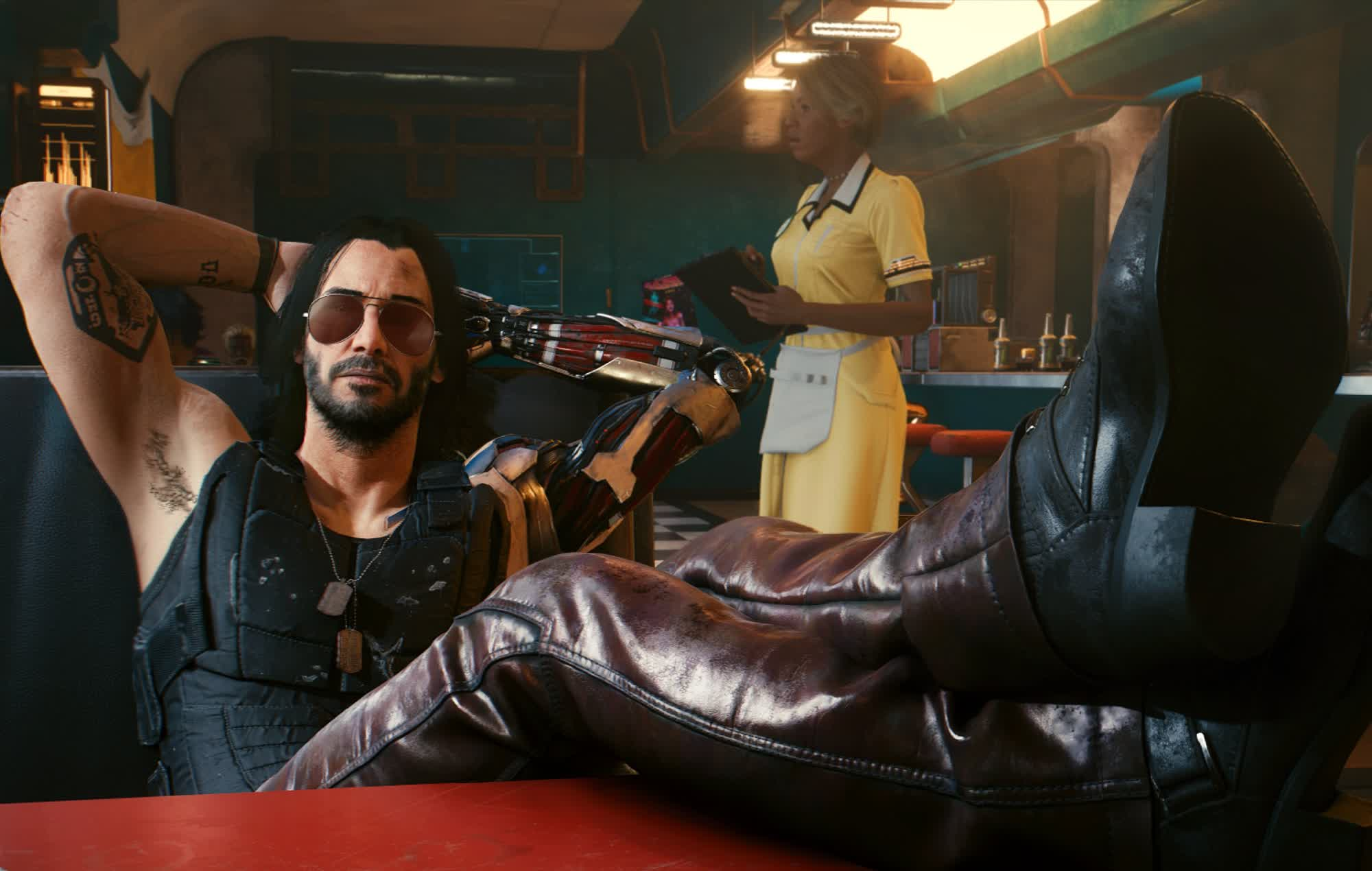 Deal alert: Cyberpunk 2077 is just $10 today at Best Buy