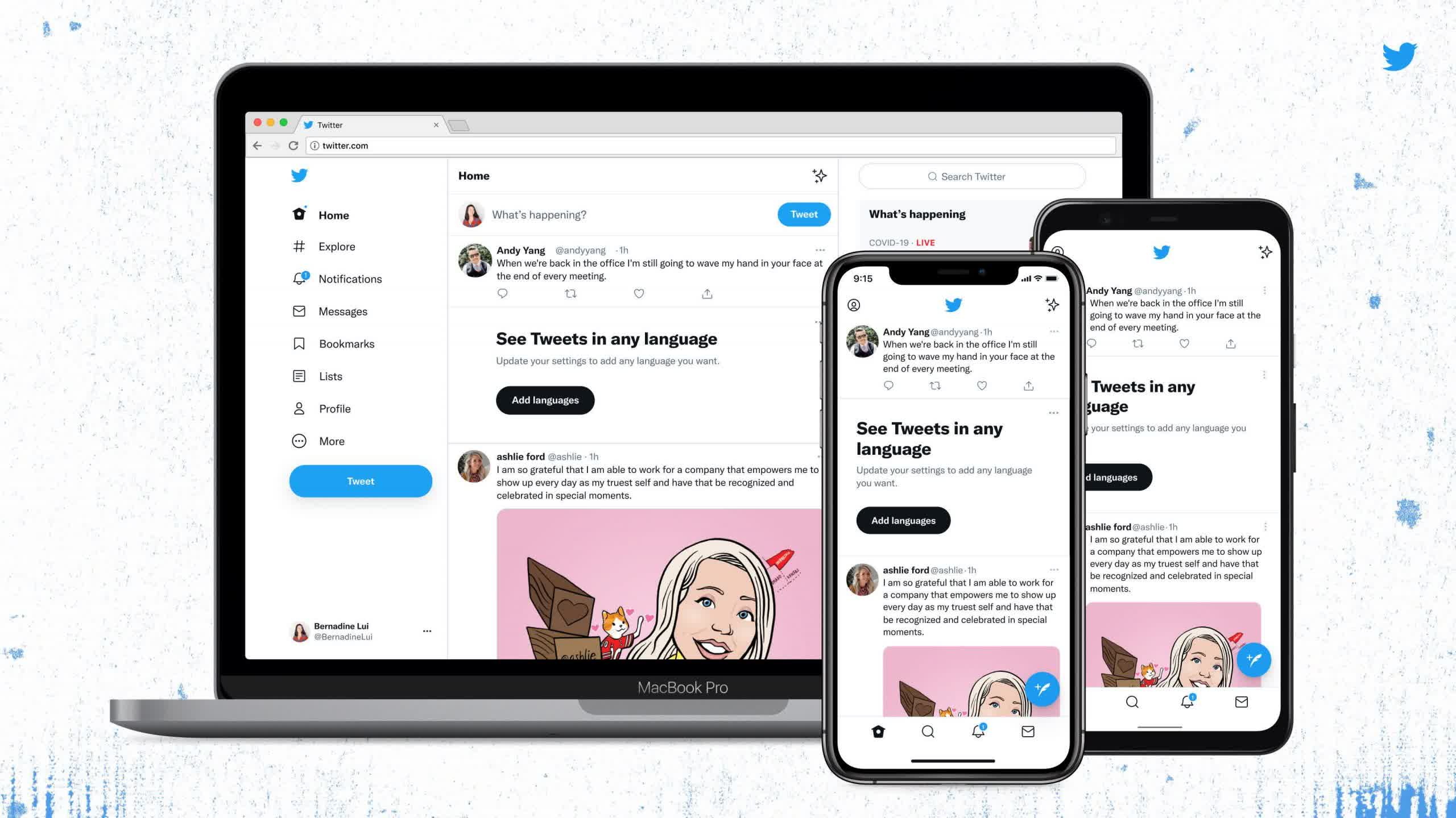 Twitter is redesigning its redesign after users complain of headaches and eyestrain