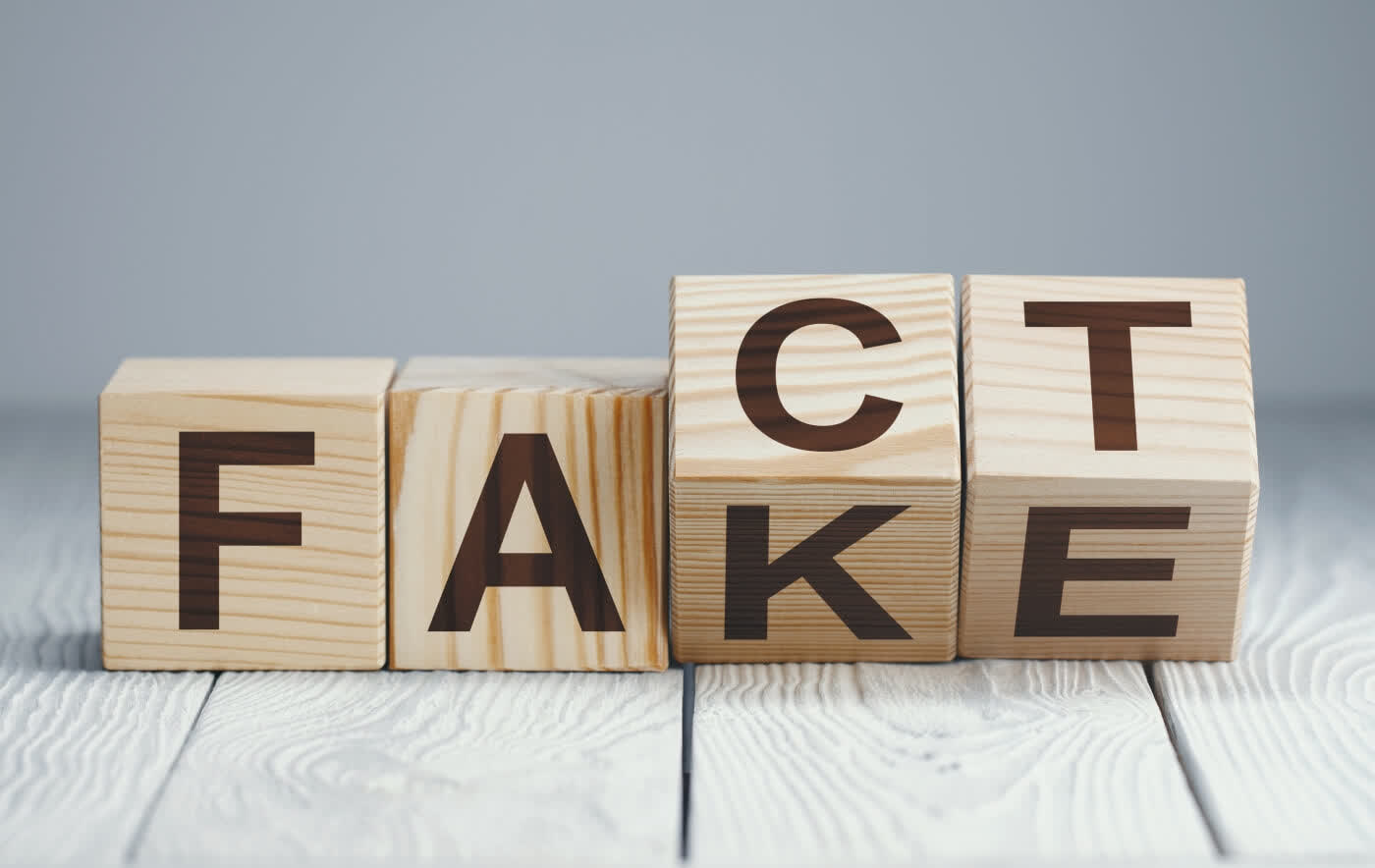 More Americans believe the government, tech firms should take steps to restrict false information online