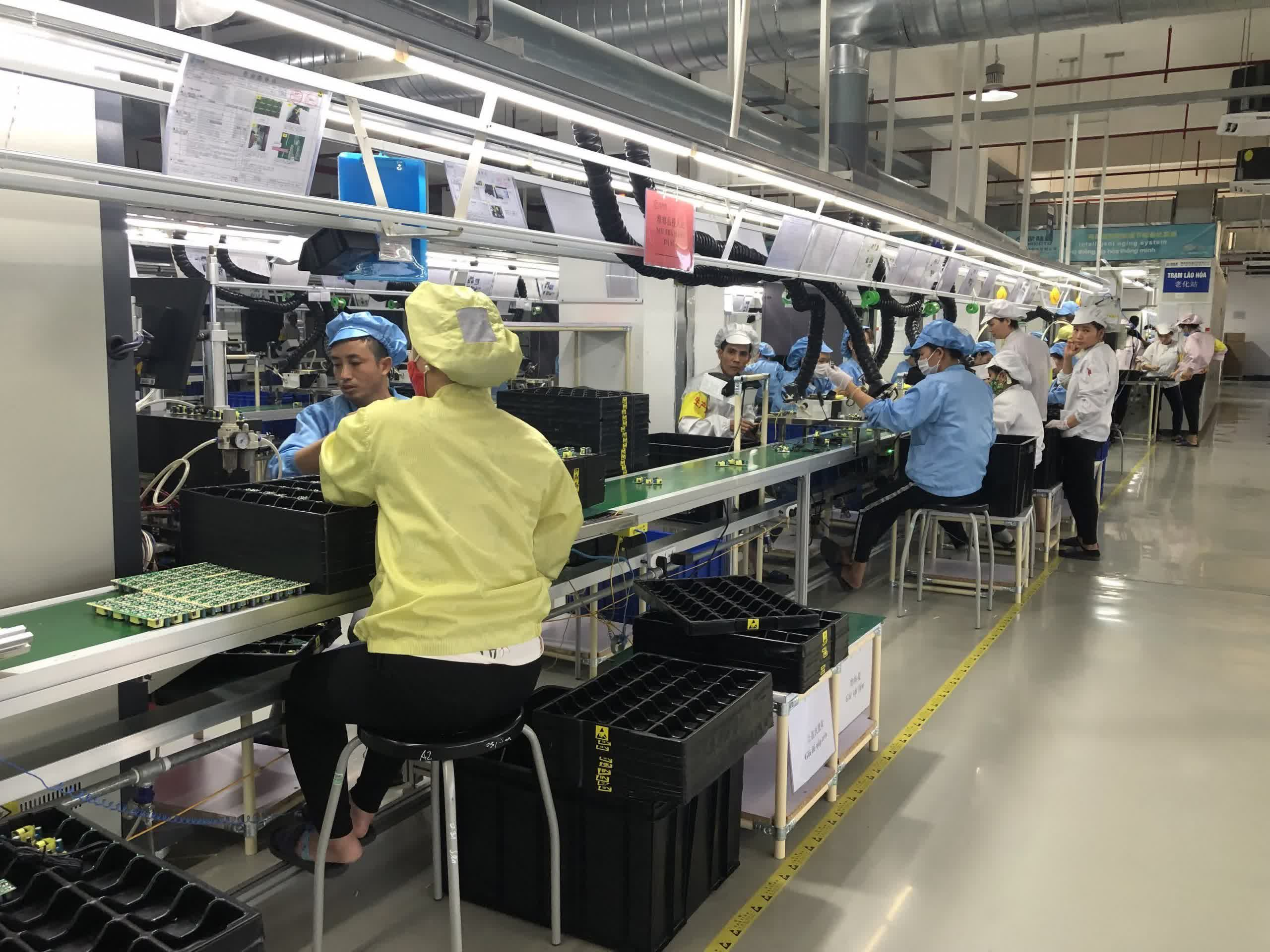 Companies shifting production away from China are facing major challenges in Vietnam