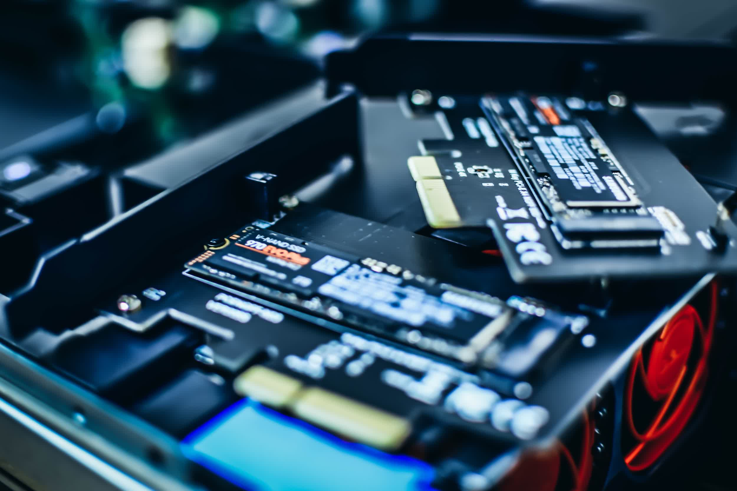 Samsung led the SSD market by a wide margin in Q2 2021