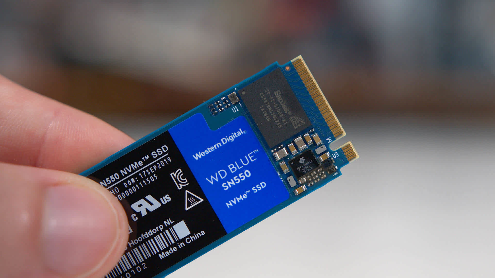 Western Digital caught swapping lower-grade NAND into budget SSD