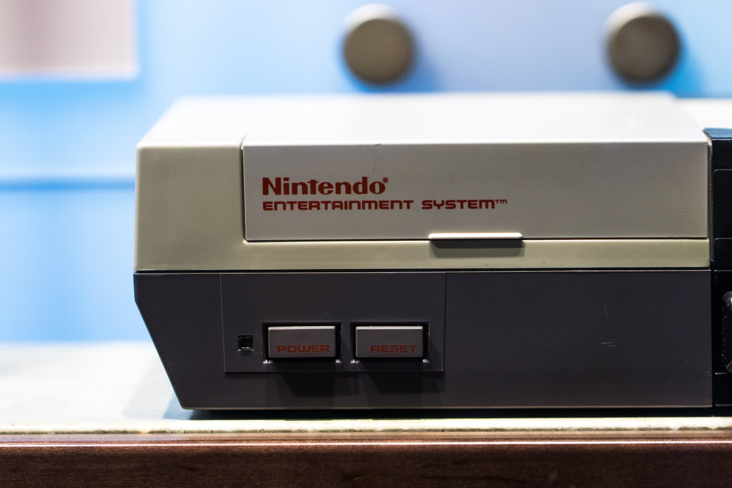 Nintendo designer responsible for NES and SNES retires after nearly 39 years