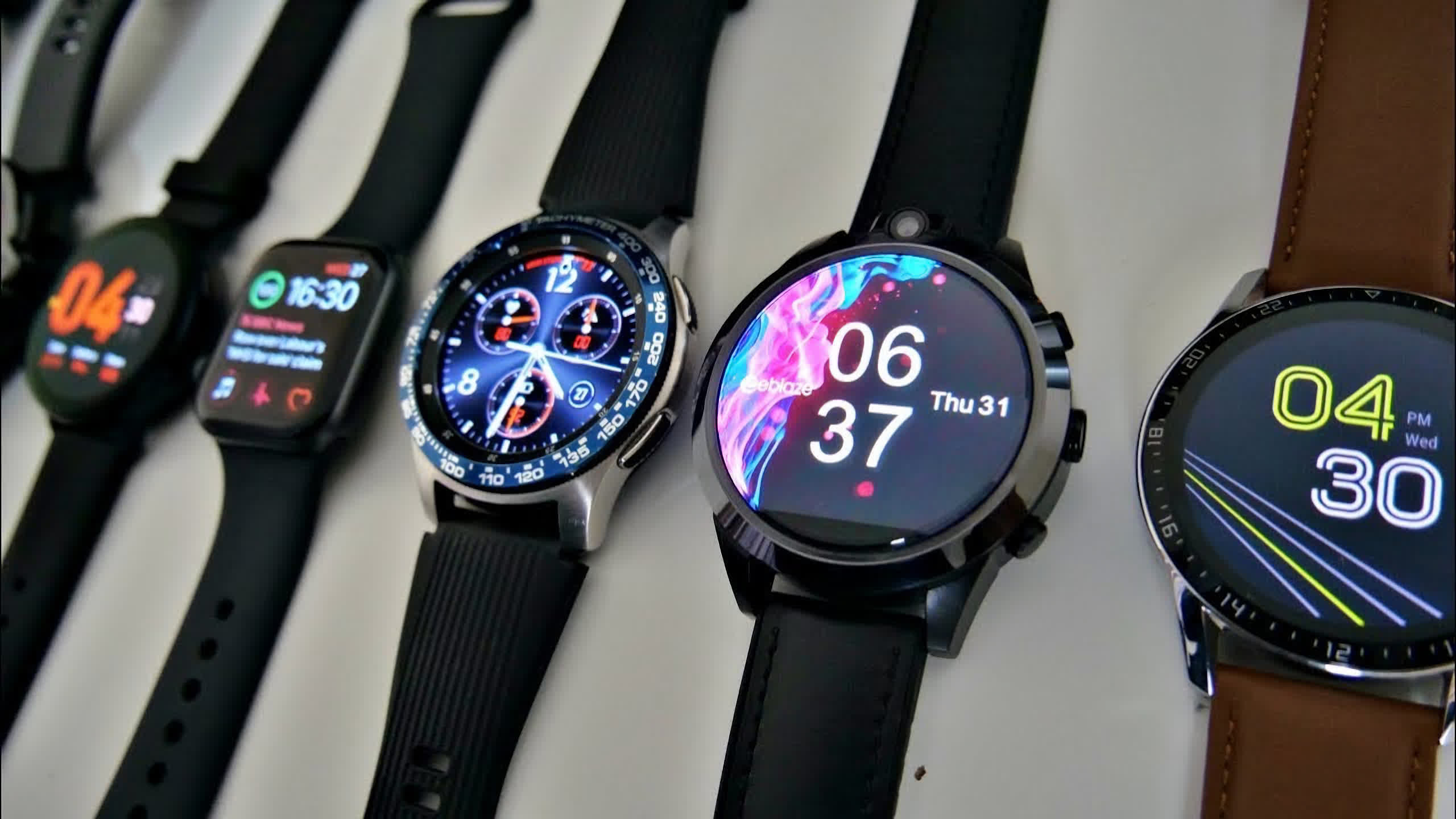 The smartwatch industry is now 27 percent bigger than it was a year ago