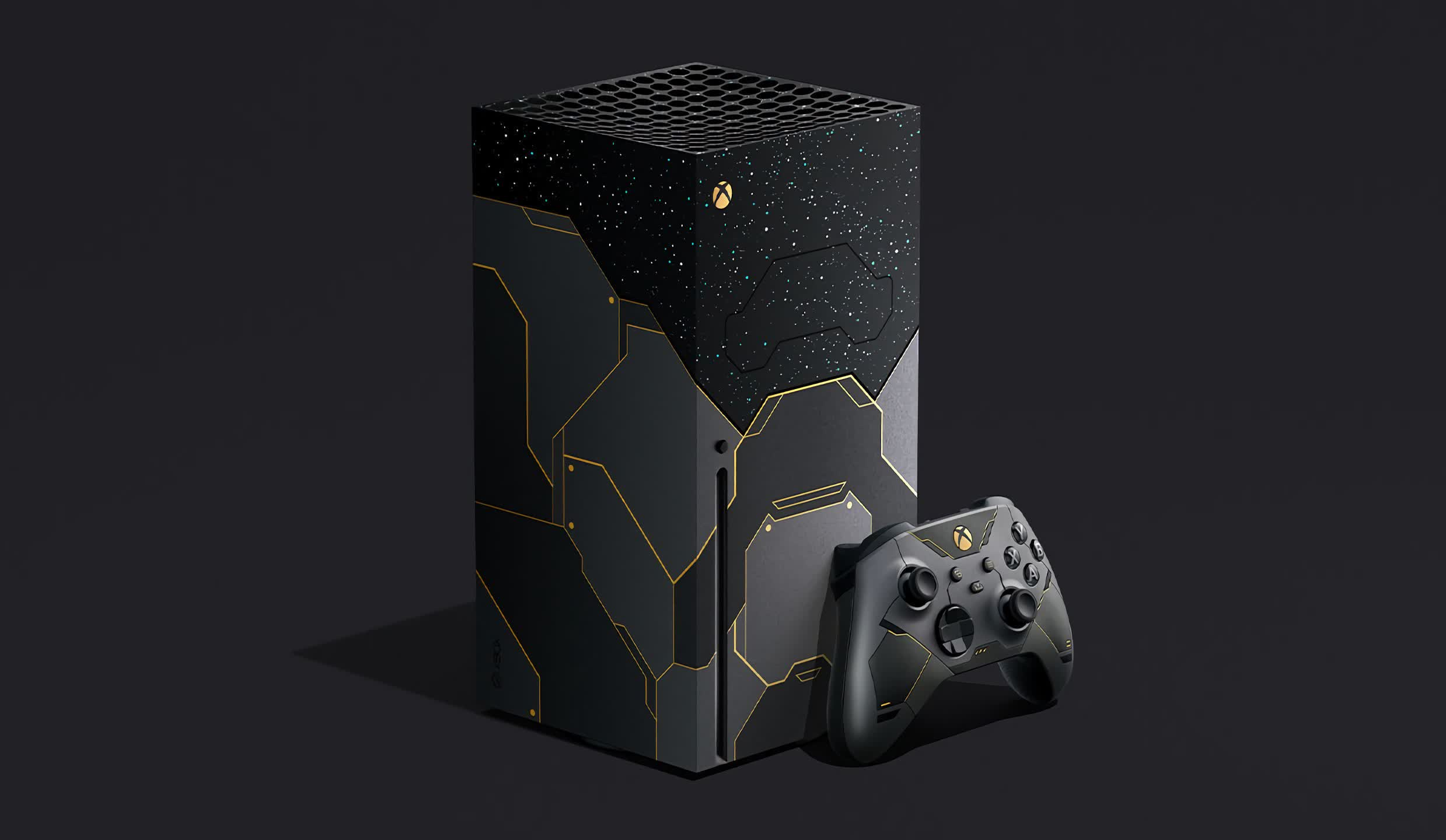 Microsoft's 'very' limited edition Halo Infinite Xbox Series X is already impossible to get at a reasonable price