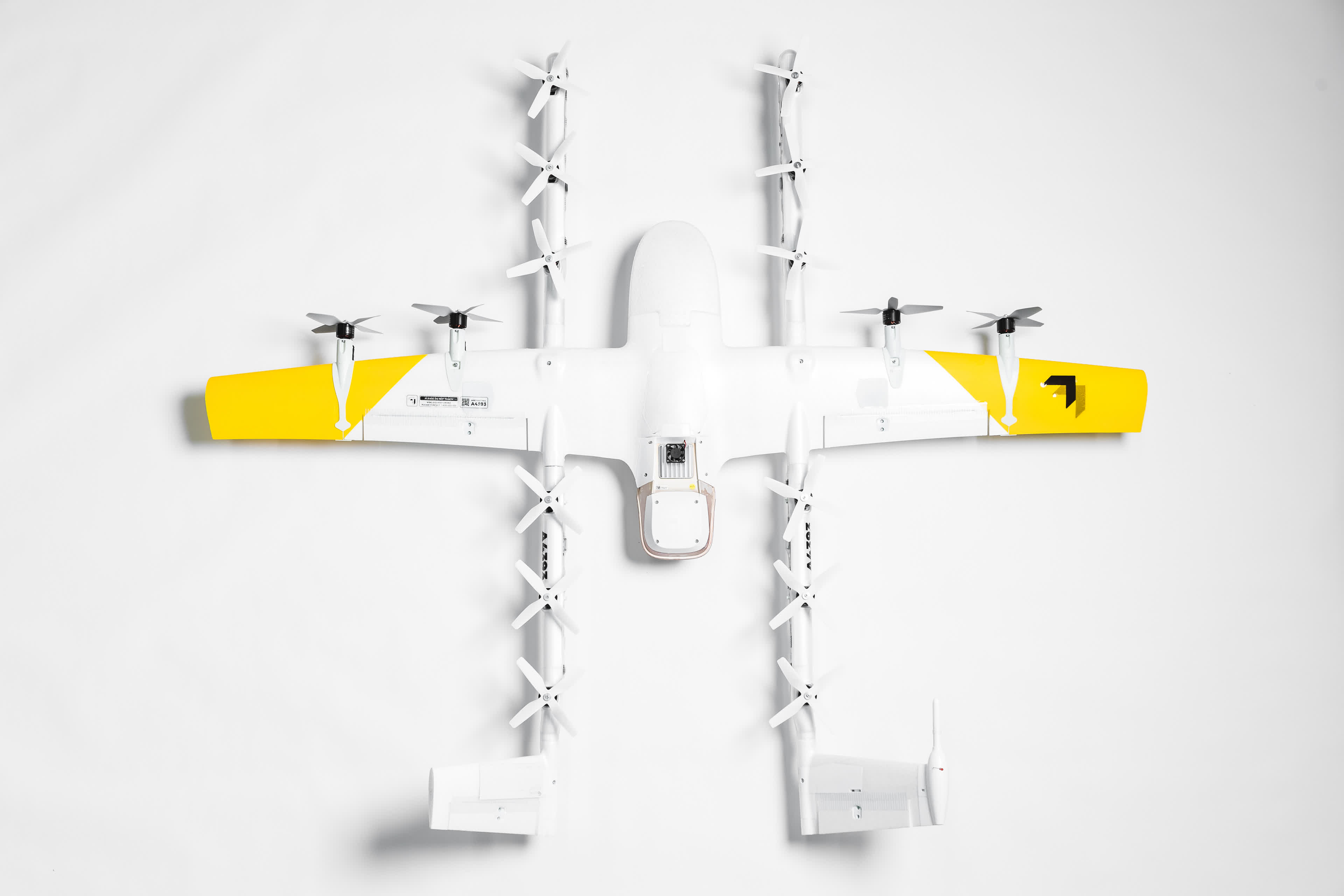 Alphabet's Wing on track to reach 100,000 drone delivery milestone by the end of this month
