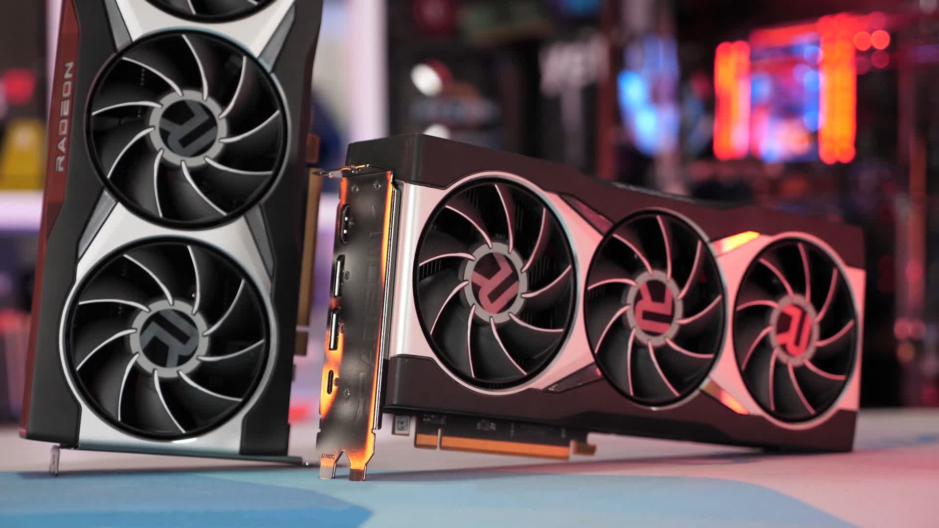 AMD's new RDNA2 PCI IDs on Linux driver suggest a RDNA2 refresh might be coming