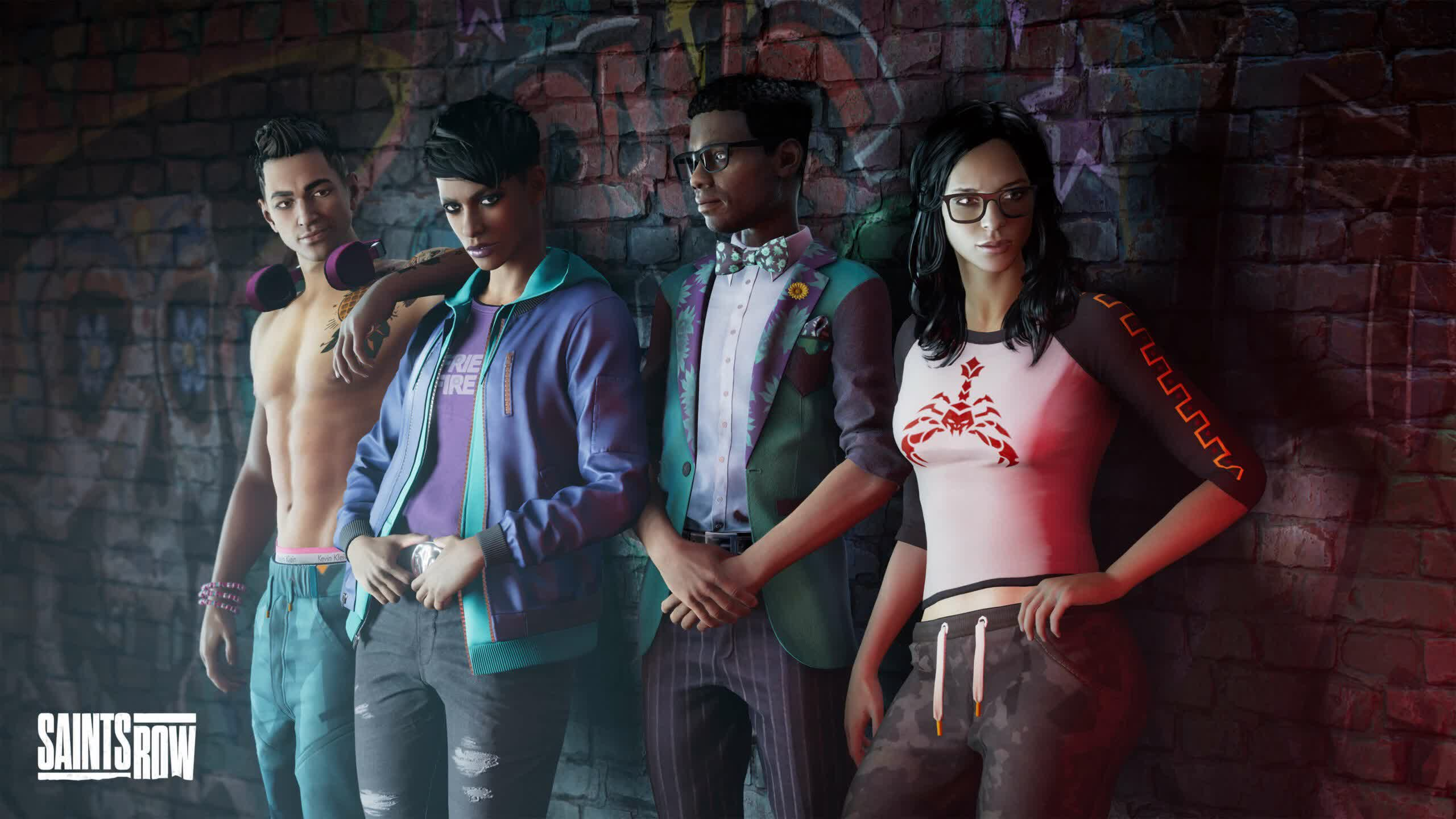 The internet reacts negatively to Saints Row reboot reveal, but developers say 'We are not backing down'