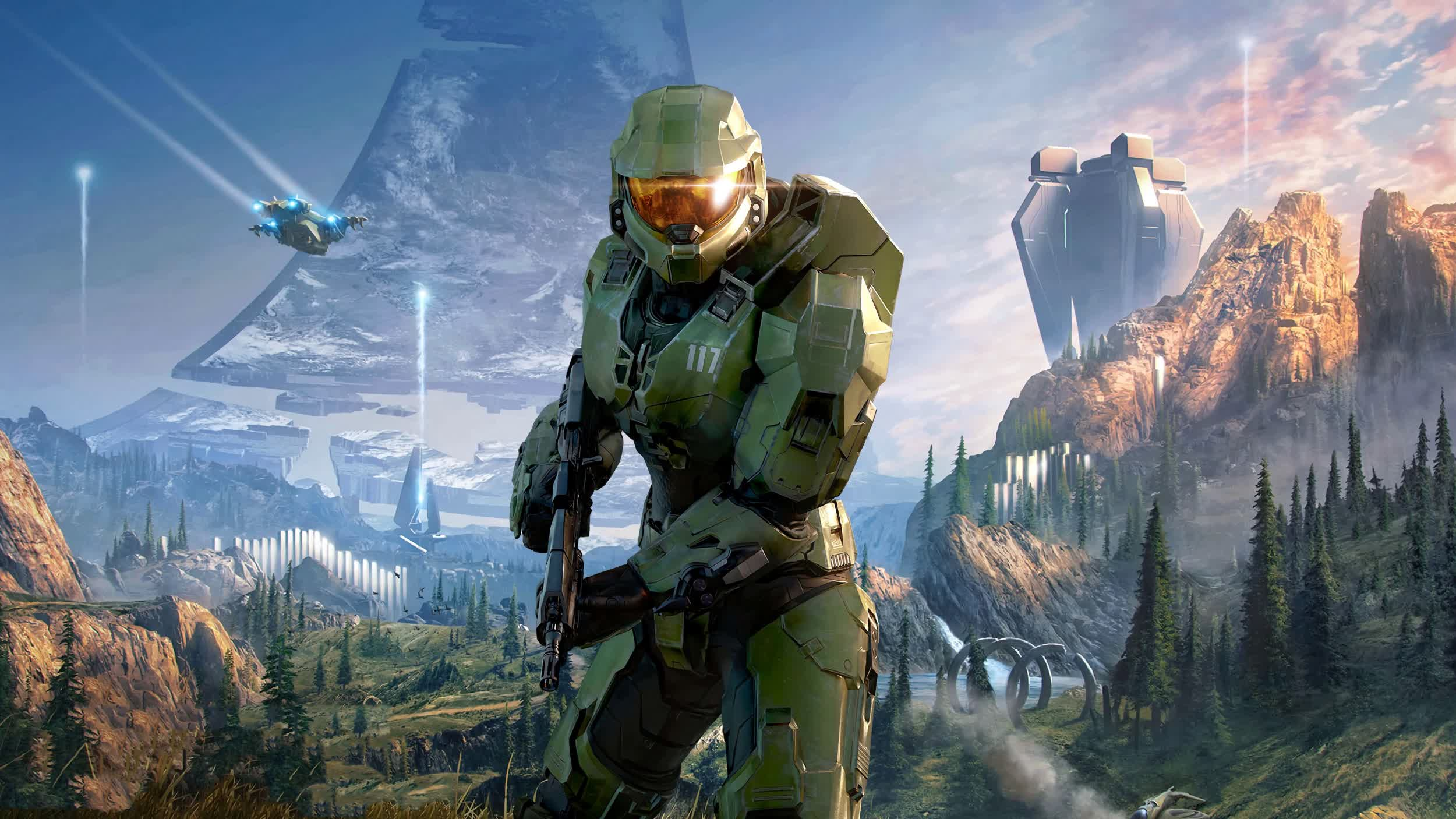 Halo Infinite minimum and recommended PC requirements revealed