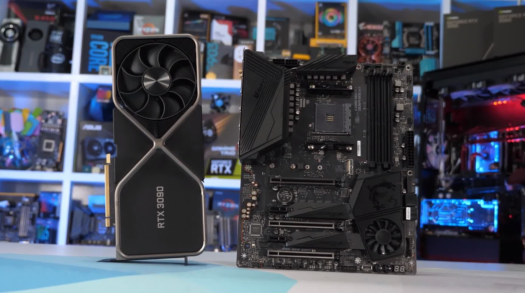 Rumors pick up about a monstrous GeForce RTX 3090 Super on the way