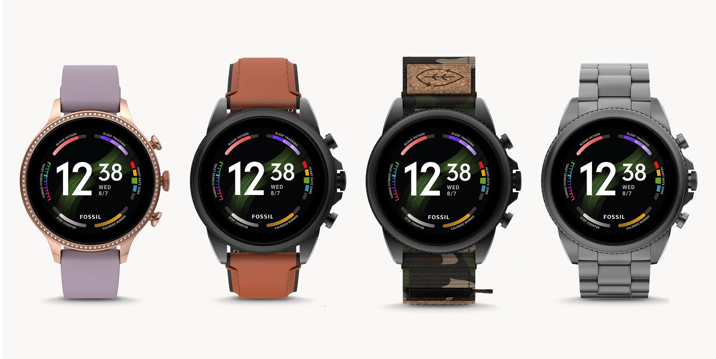 Fossil Gen 6 smartwatches are coming, but they won't feature Wear OS 3 at launch