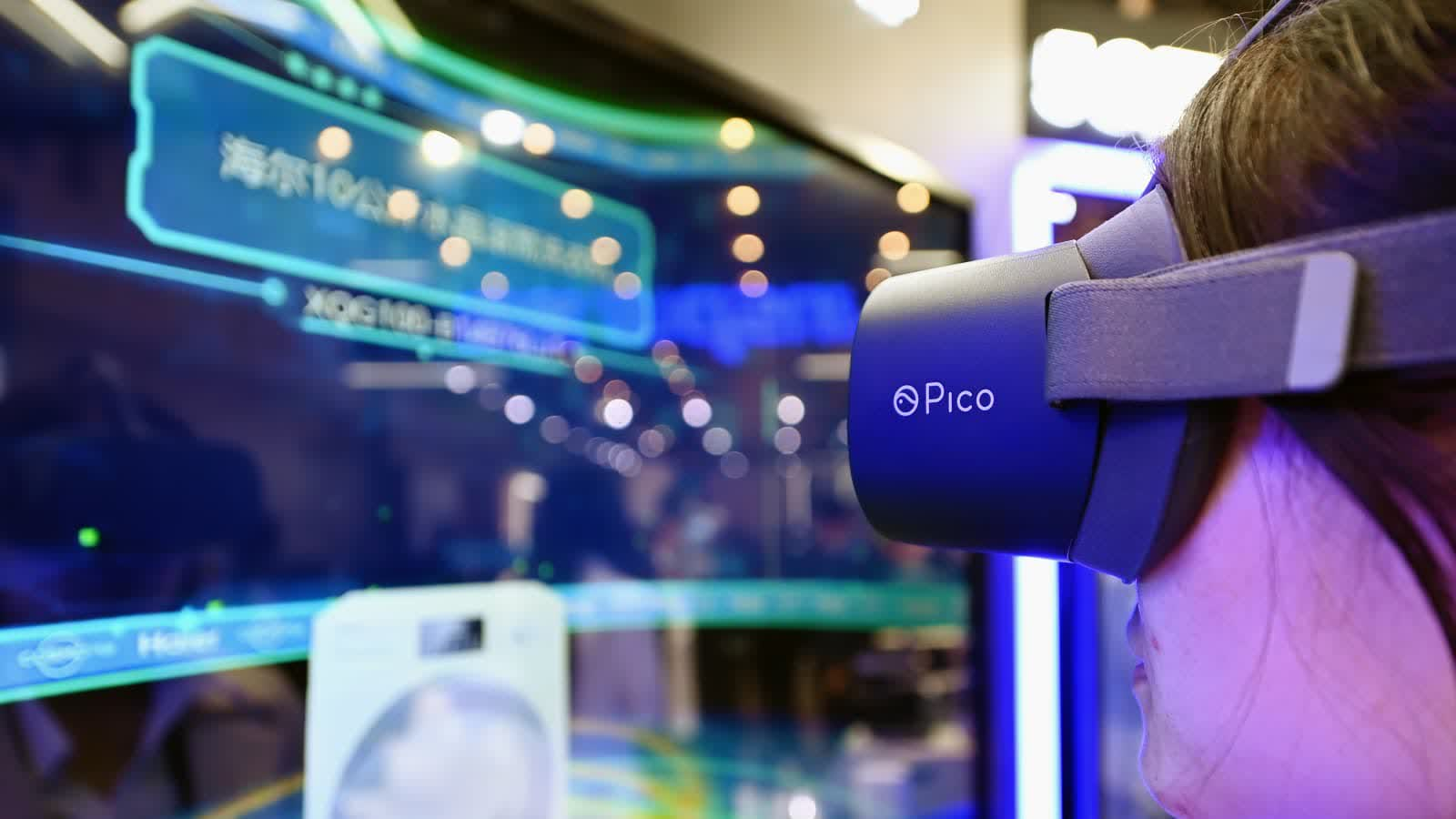 TikTok owner ByteDance delves into virtual reality with Pico acquisition