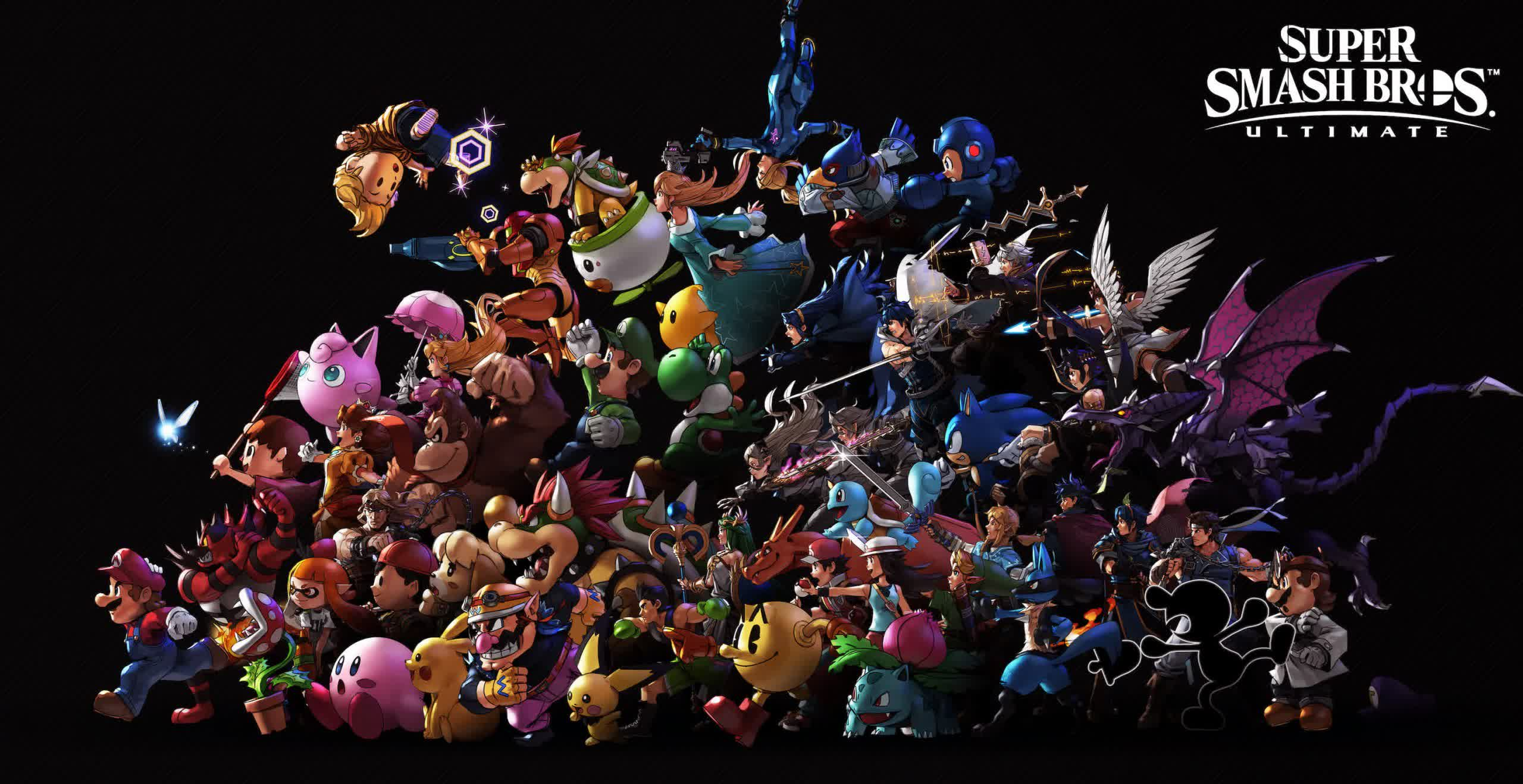 Nintendo shuts down long-scheduled Super Smash Bros Ultimate tournament with less that two-week notice