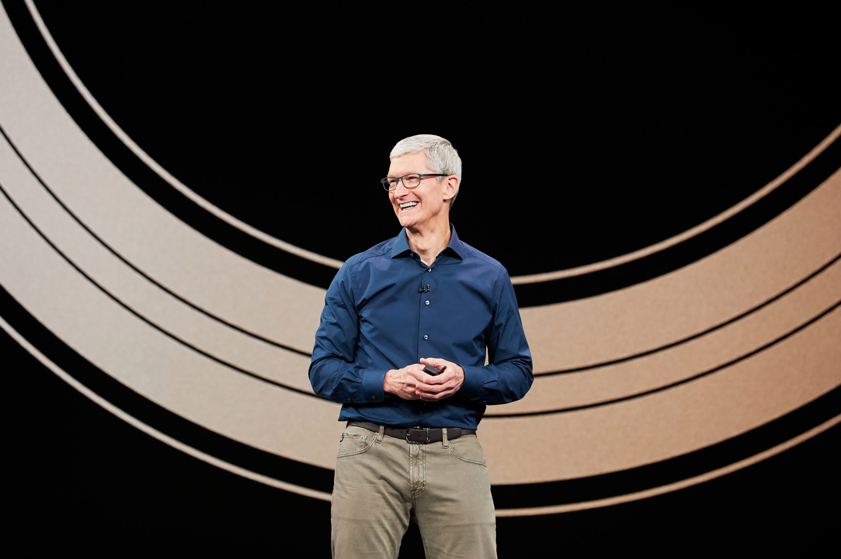 Apple CEO Tim Cook could retire as early as 2025