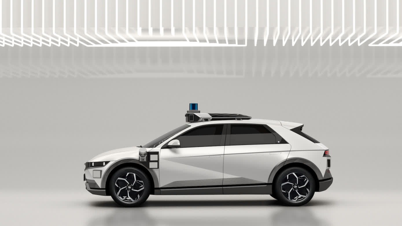Motional reveals the Hyundai-built robotaxi coming to the Lyft app in 2023